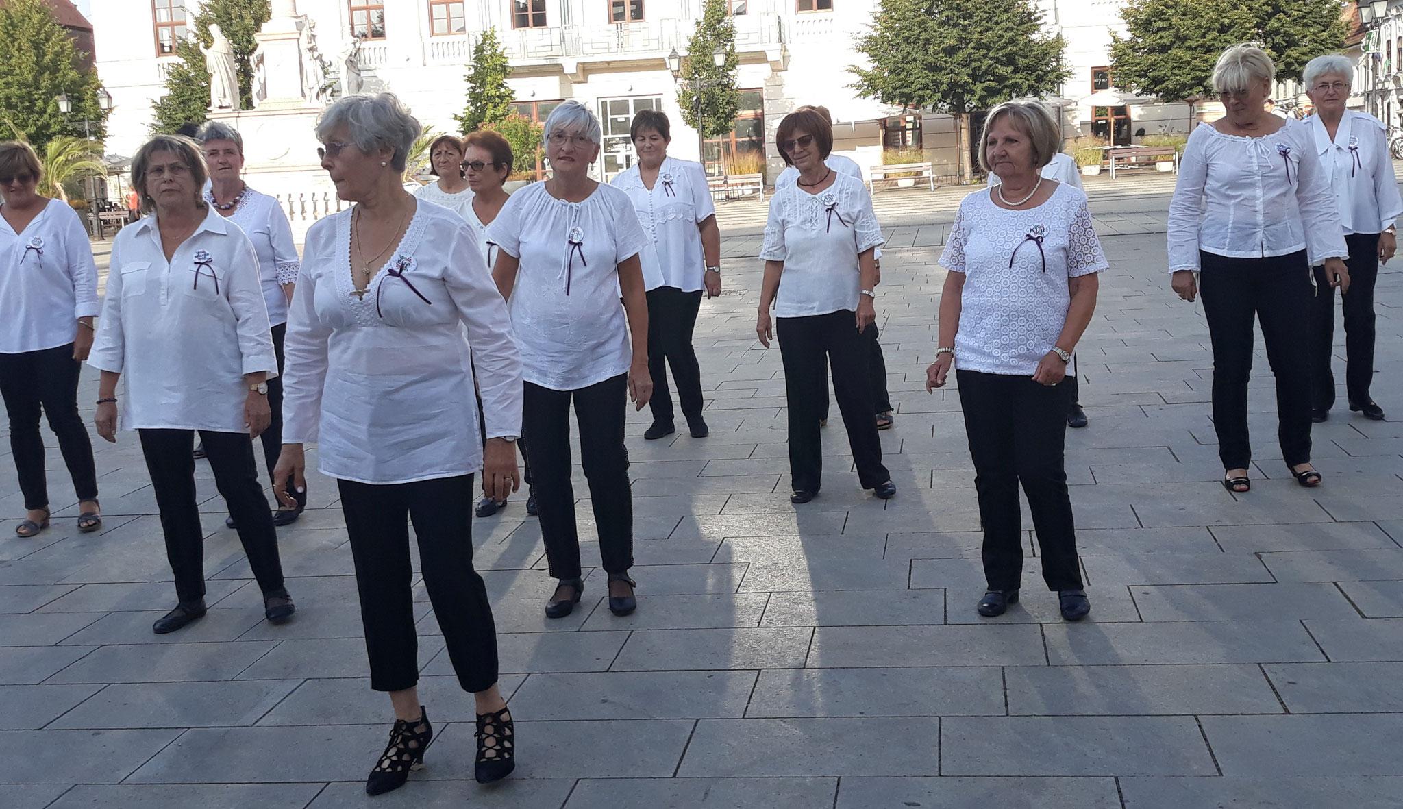 Győr - Mozsonyi Elza csoportja