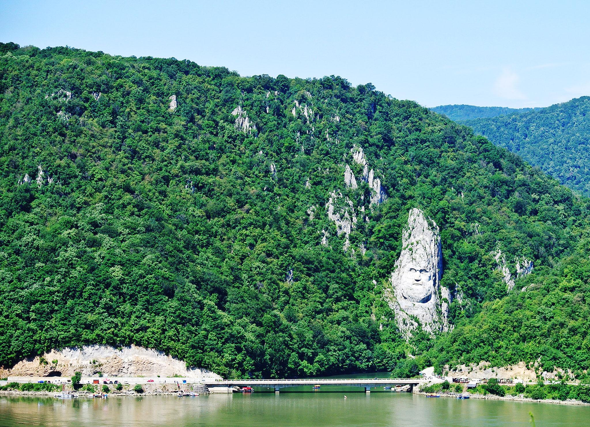 Eisernes Tor, Rumänien