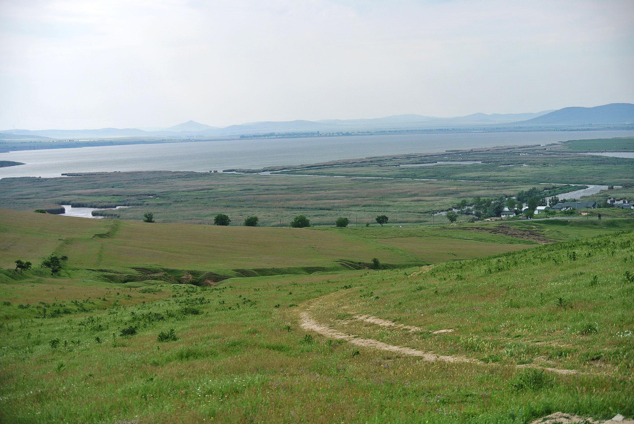 Lacul Babadag, Rumänien