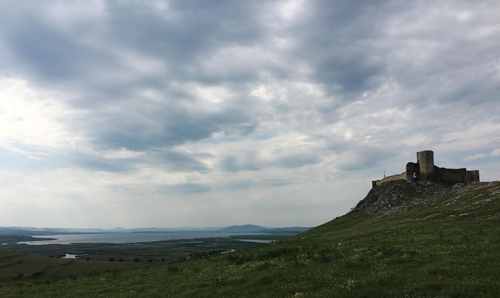 Fort Enisala, Rumänien