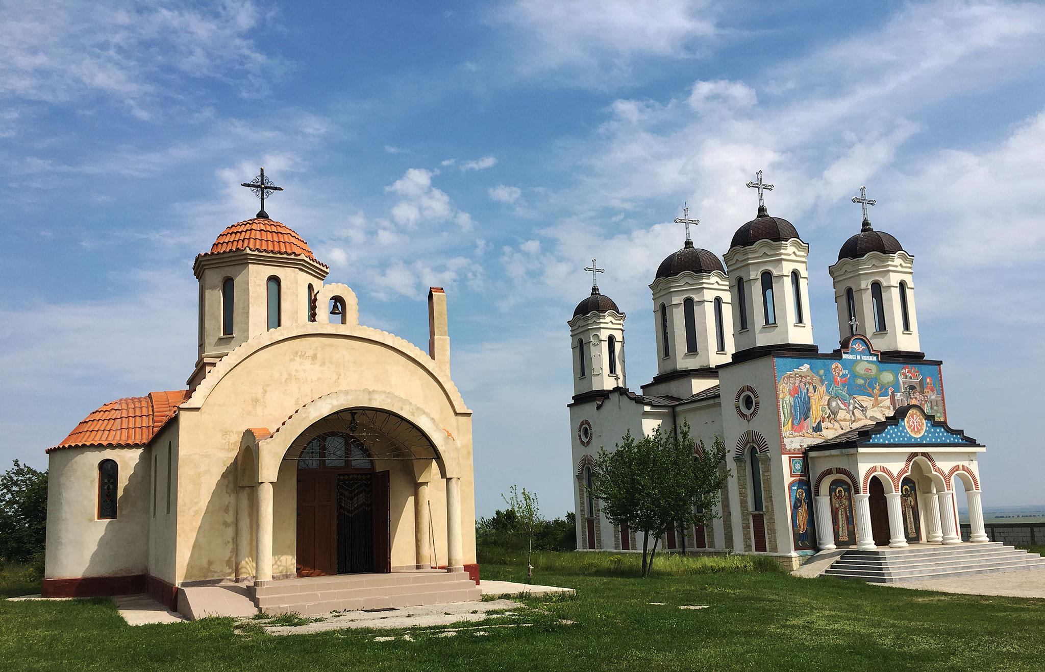 Bei Babadag, Rumänien