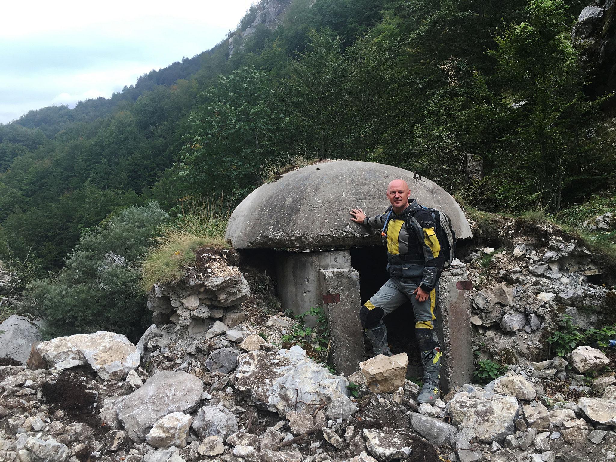 Schwammerlsuchen in Albanien
