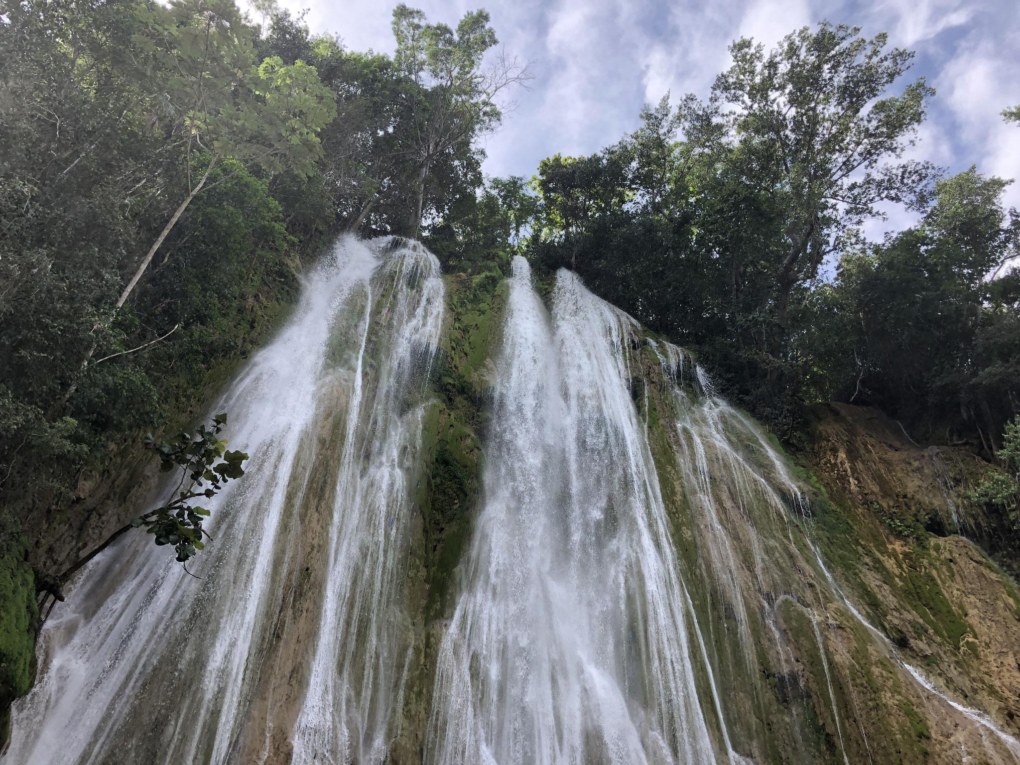 Wasserfälle El Simon