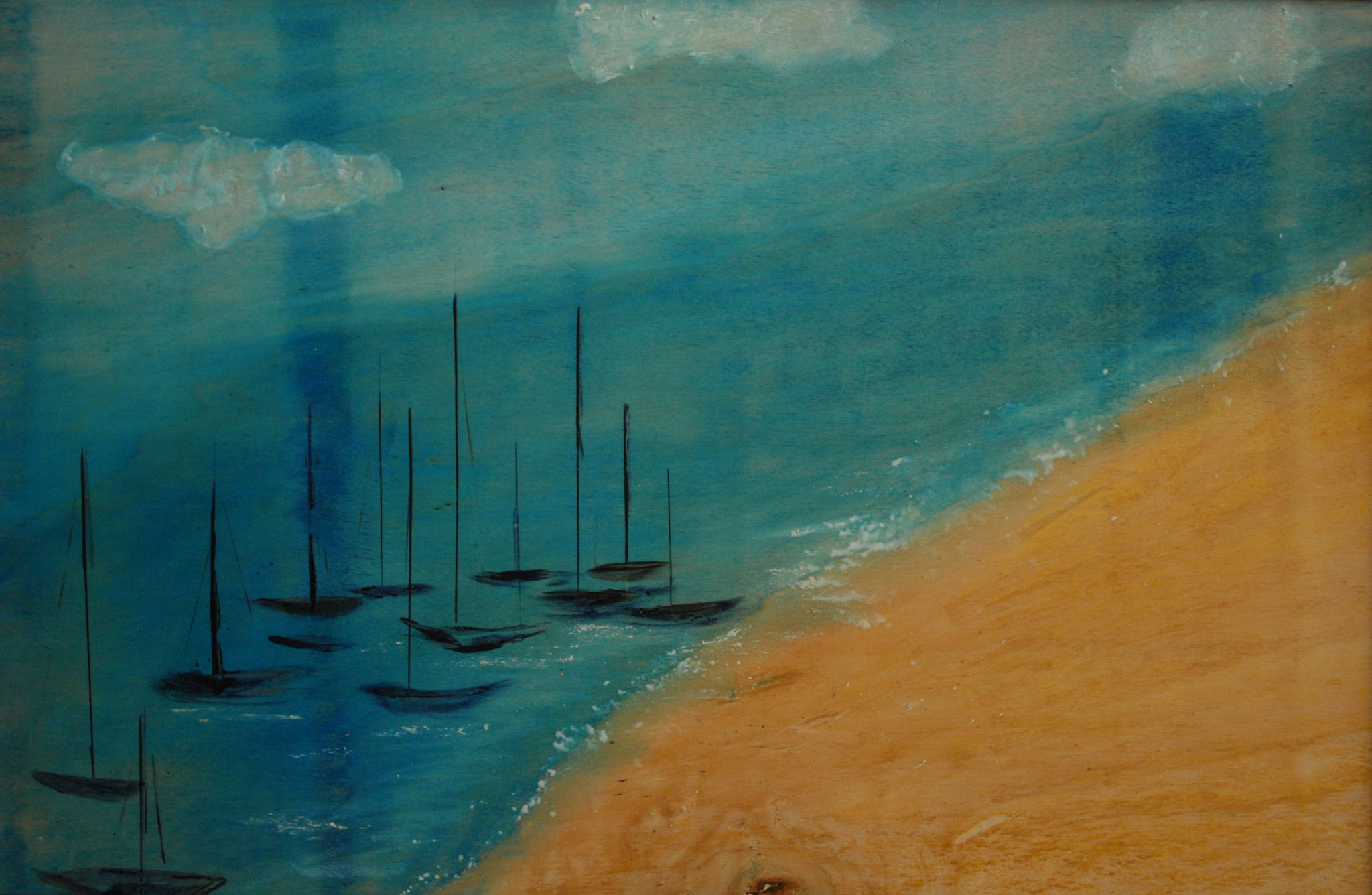 ruhendes Meer