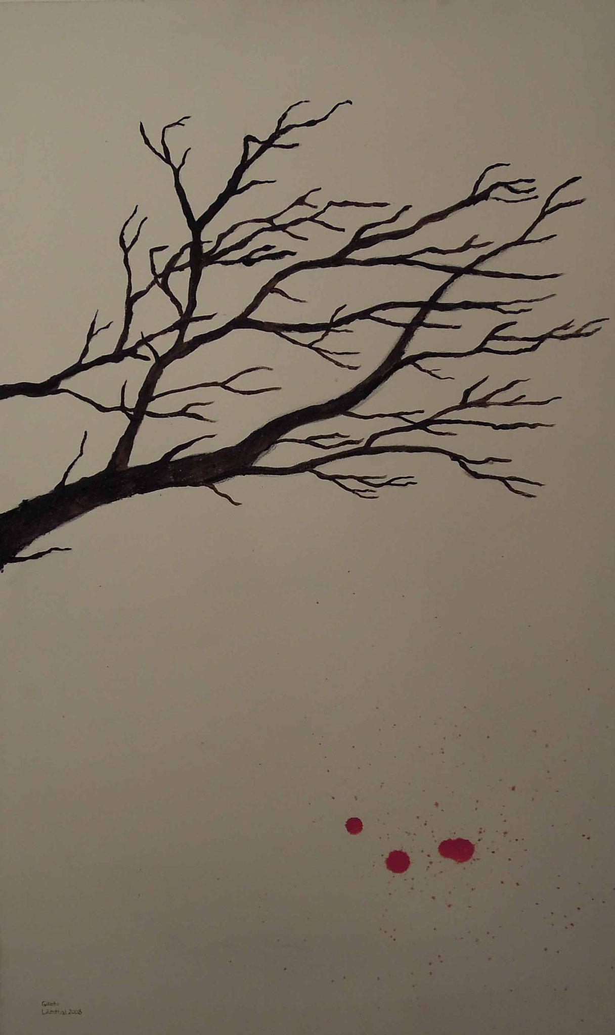 Schneewittchen - Öl auf Leinwand 60 x 100 cm