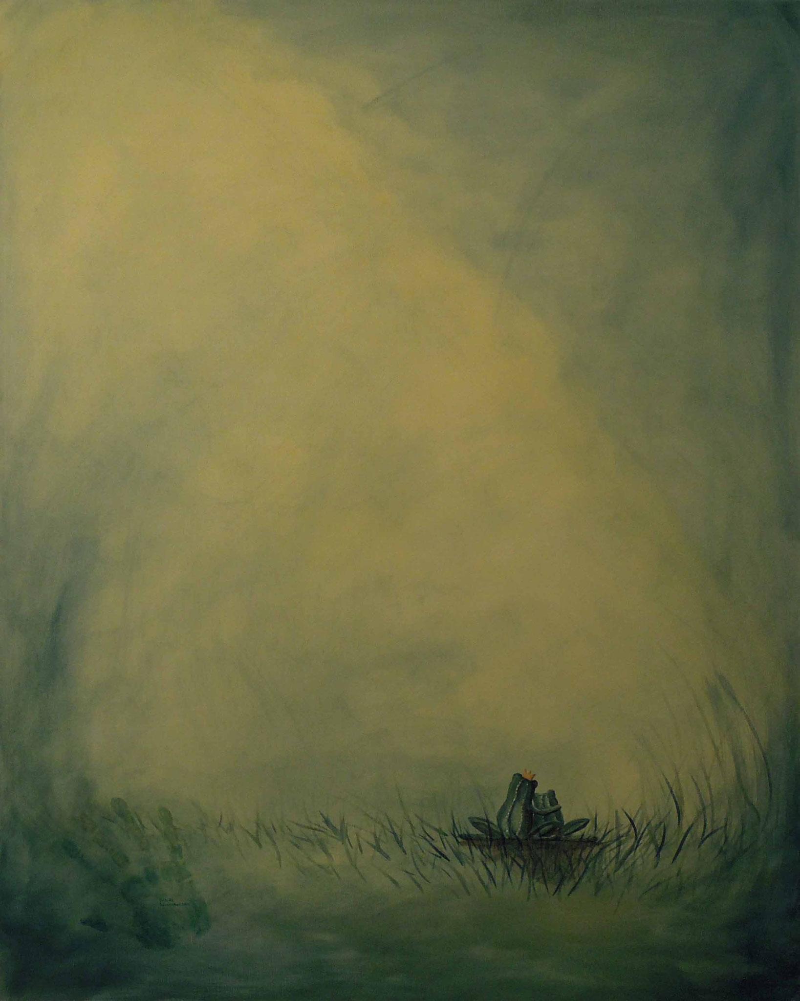 Endless Love - Öl auf Leinwand 80 x 100 cm
