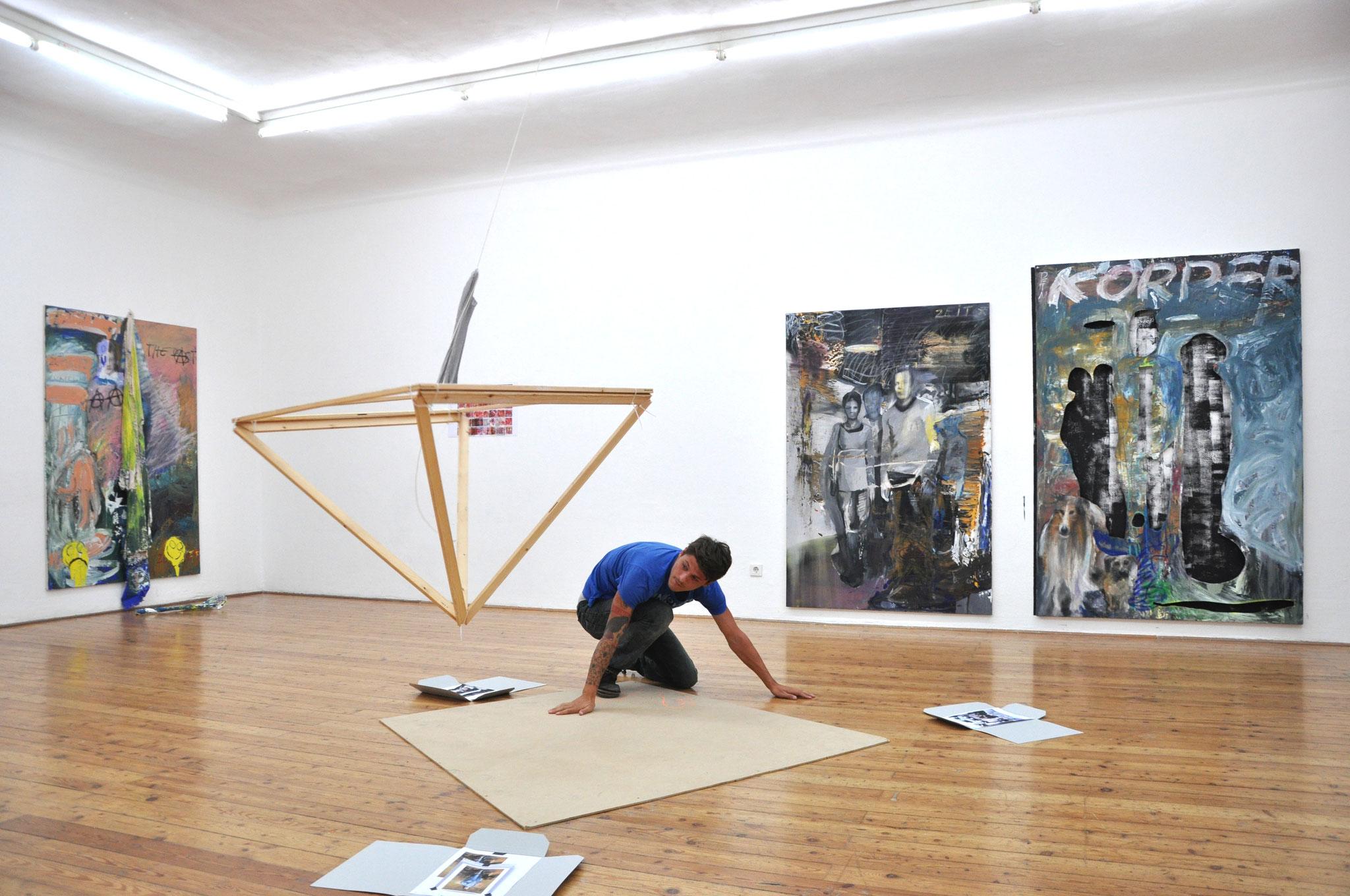 Séance und Gegenzauber, Gallery 5020, Salzburg (AT), 2012