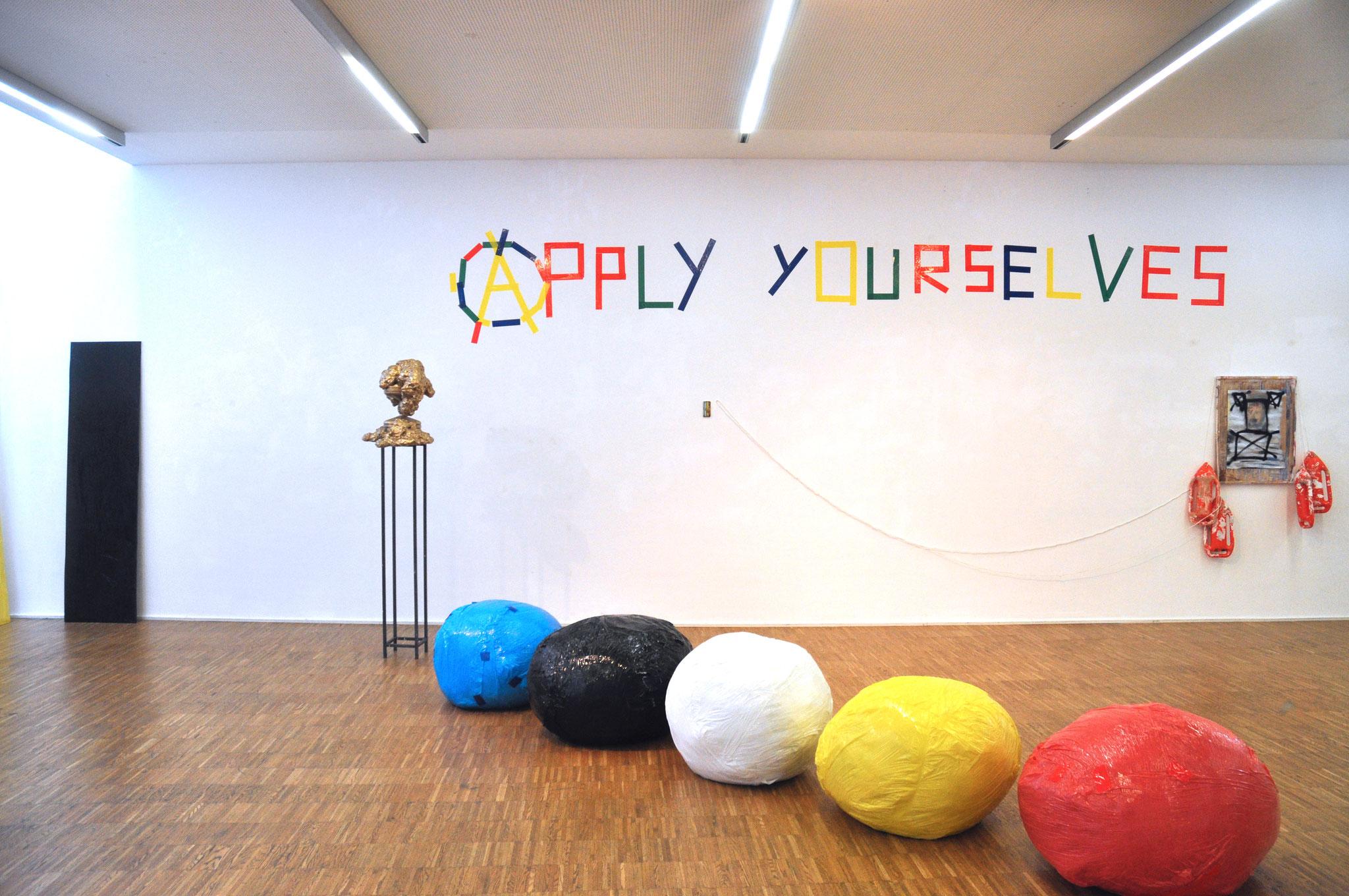 Futur Extrakt, MAERZ Artist Association, Linz (AT), 2018
