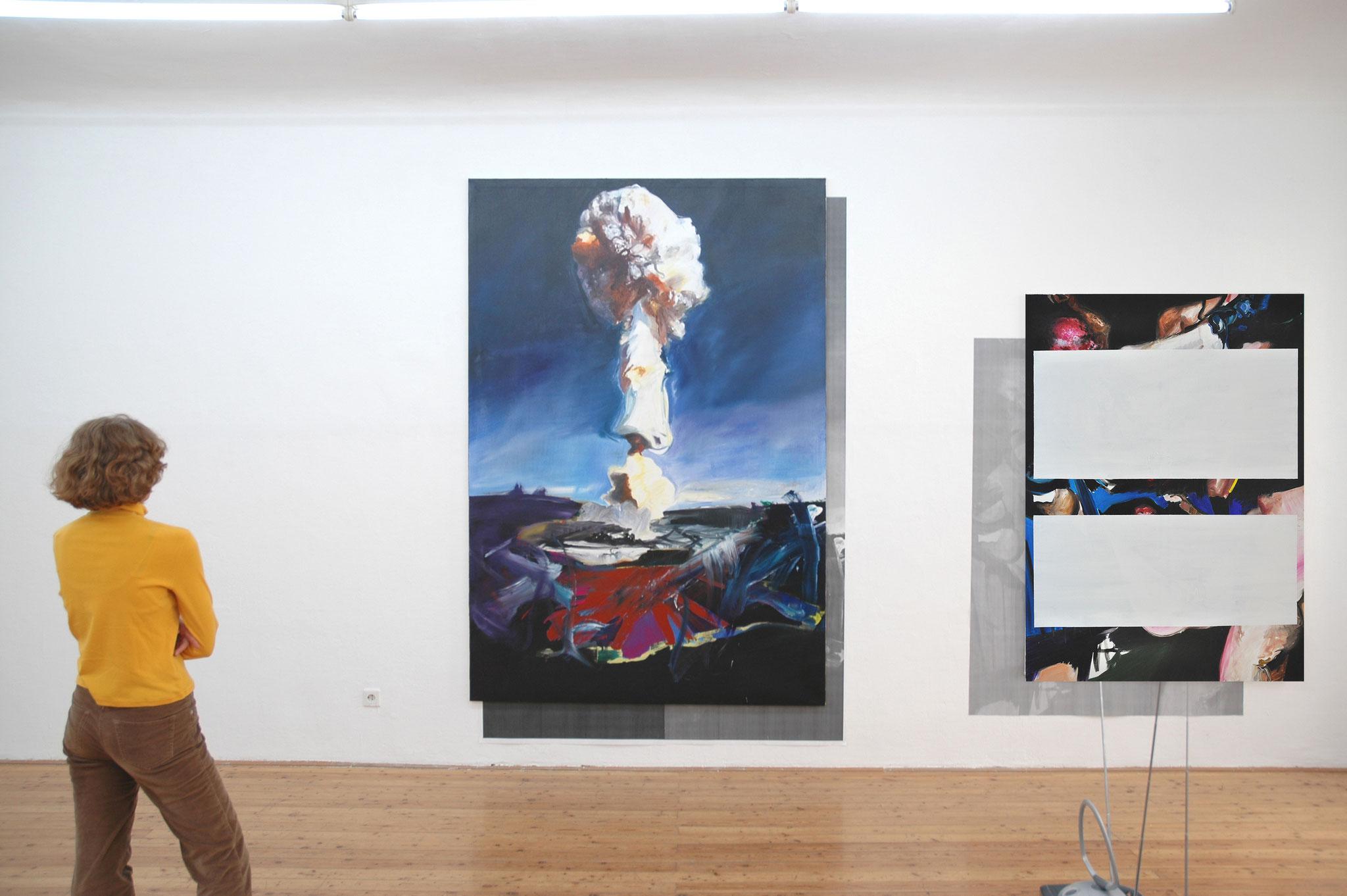 Recent Changes, Galerie 5020, Salzburg, 2008