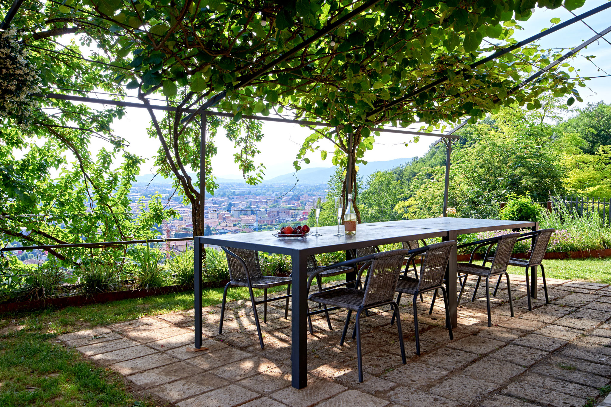 Casa San Giorgio Holiday House - Bedroom Holiday House AIR BNB Bed Breakfast Bergamo