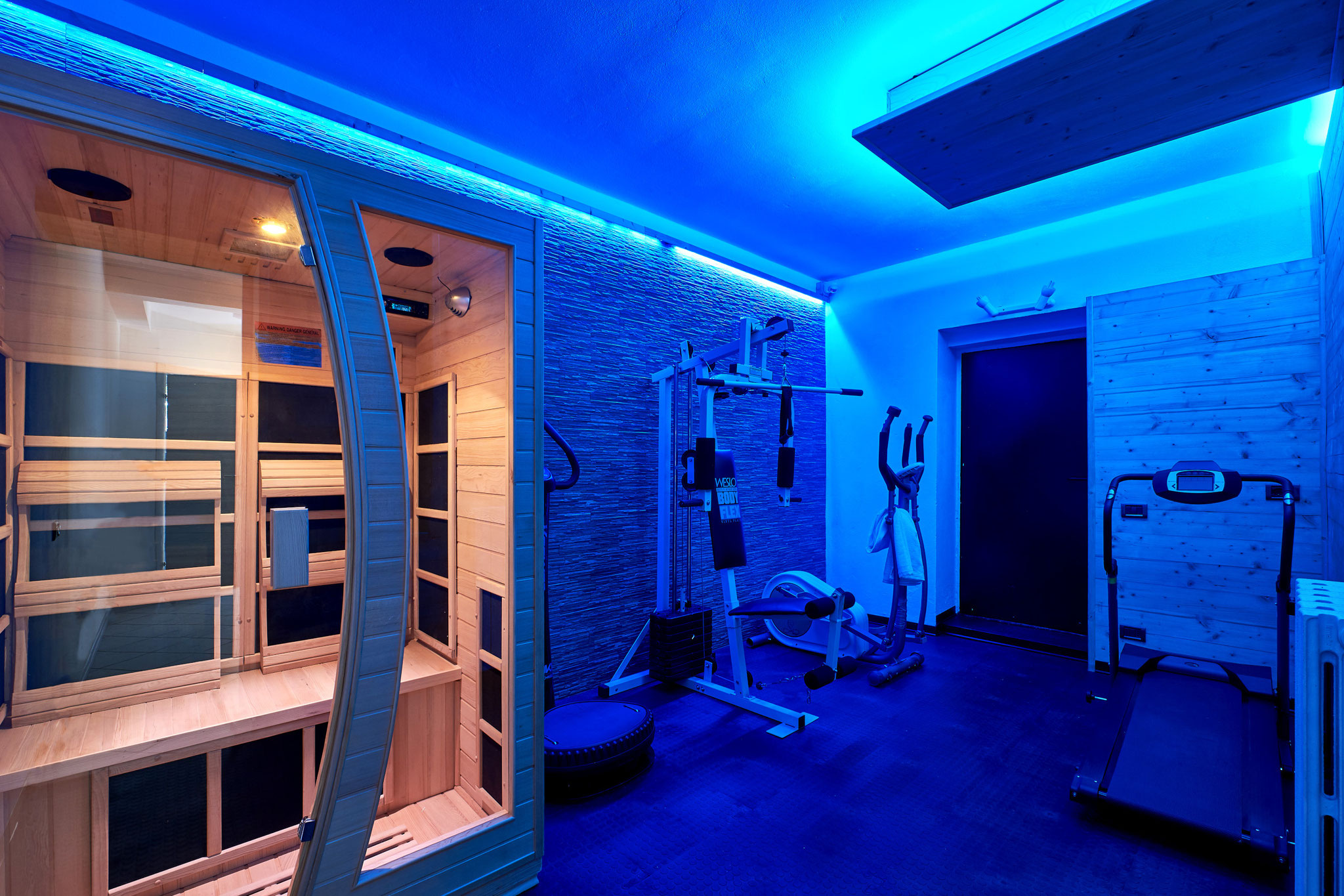Casa San Giorgio Holiday House - Bedroom Holiday House AIR BNB Bed Breakfast Gym Fitness Spa