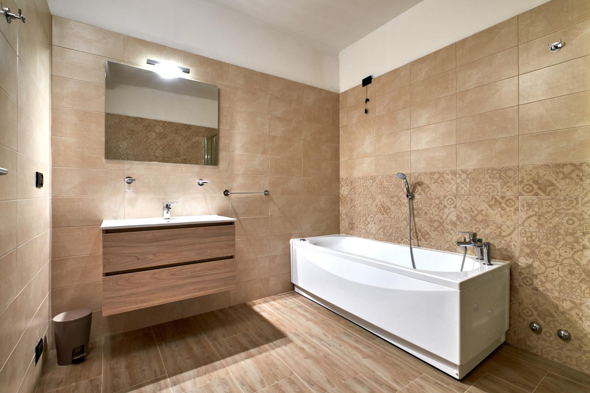Casa San Giorgio Holiday House - Bedroom Holiday House AIR BNB Bed Breakfast Jacuzzi