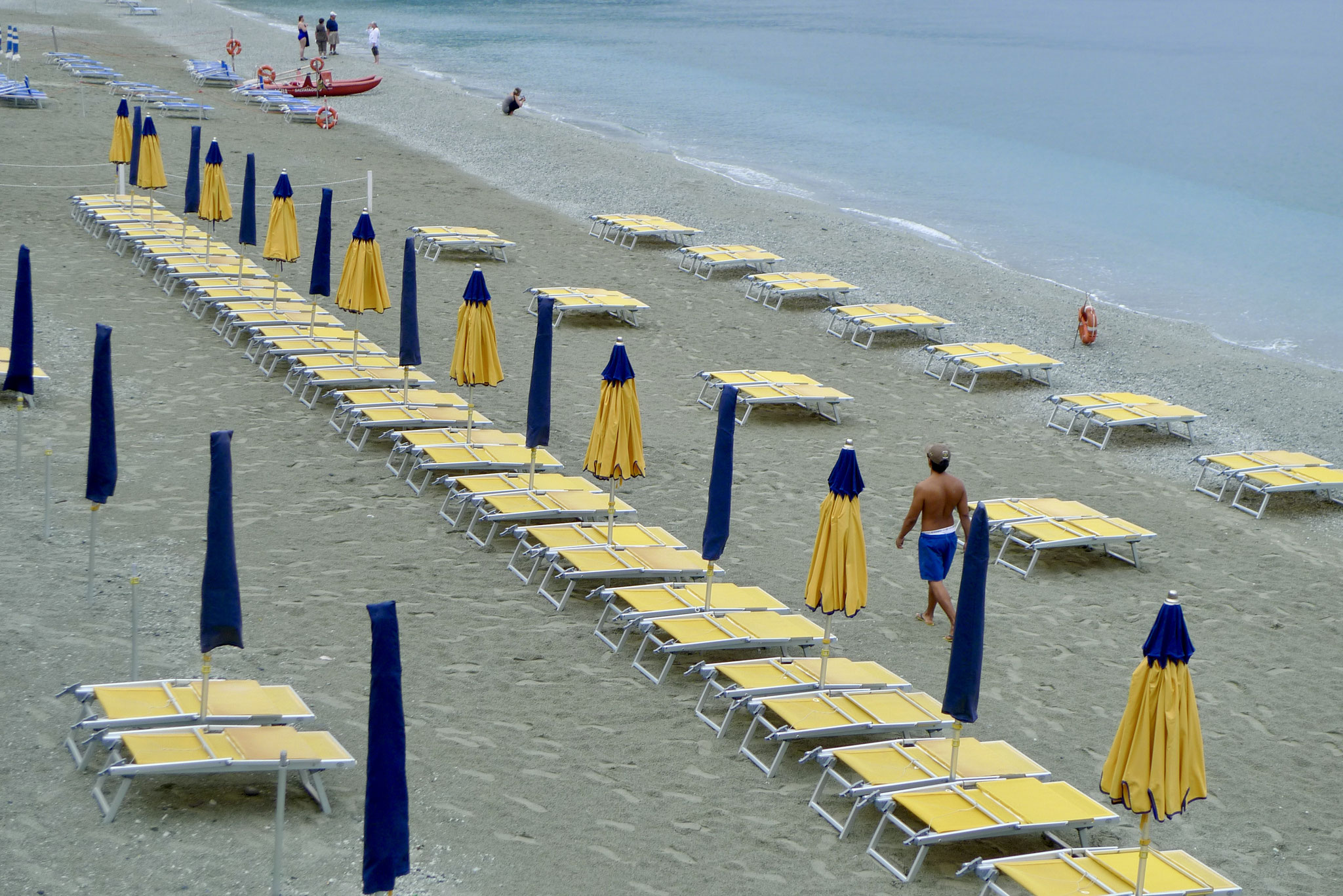 Morning, Monterosso al Mare
