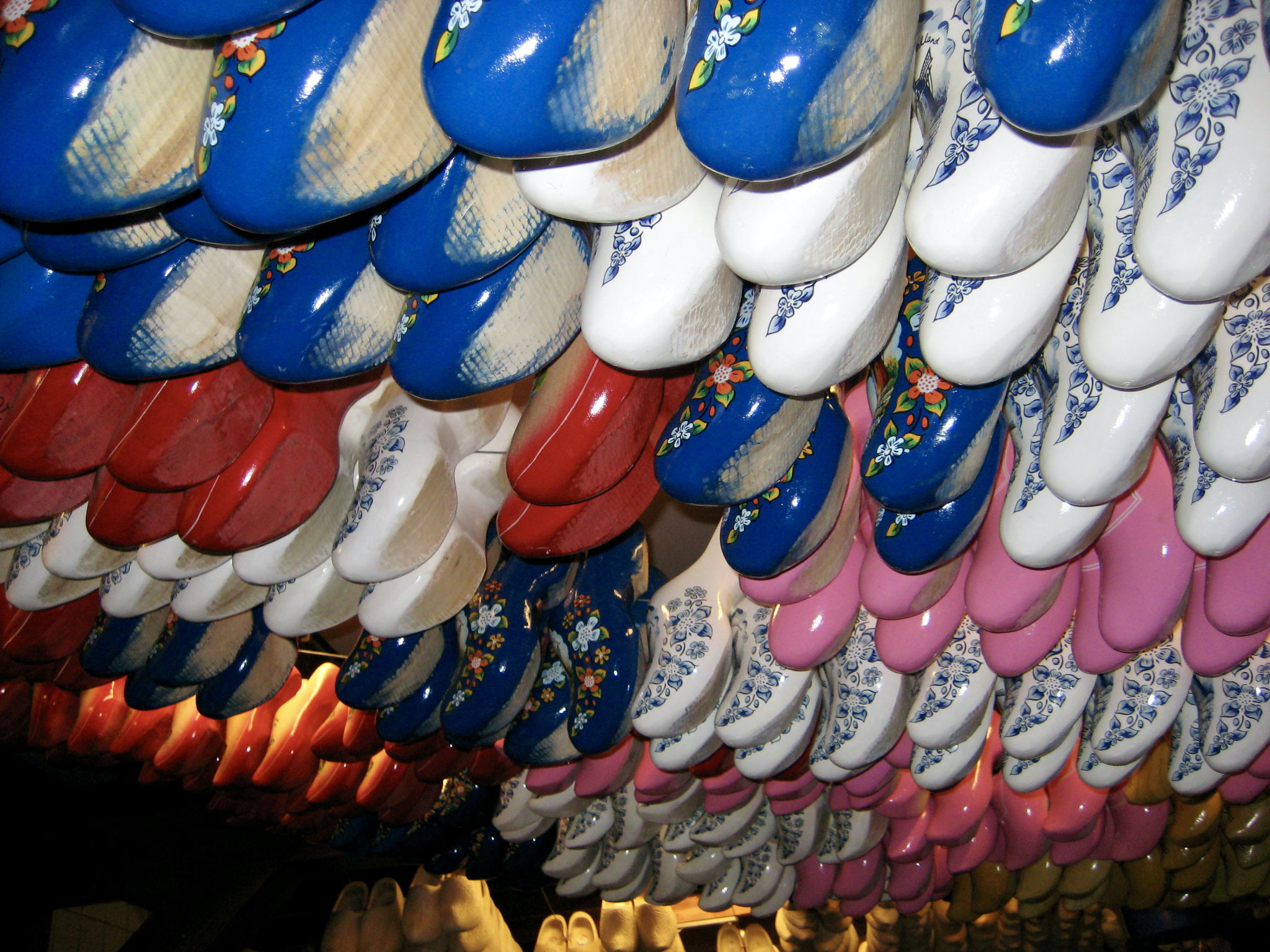 Clogs for sale, Amsterdam