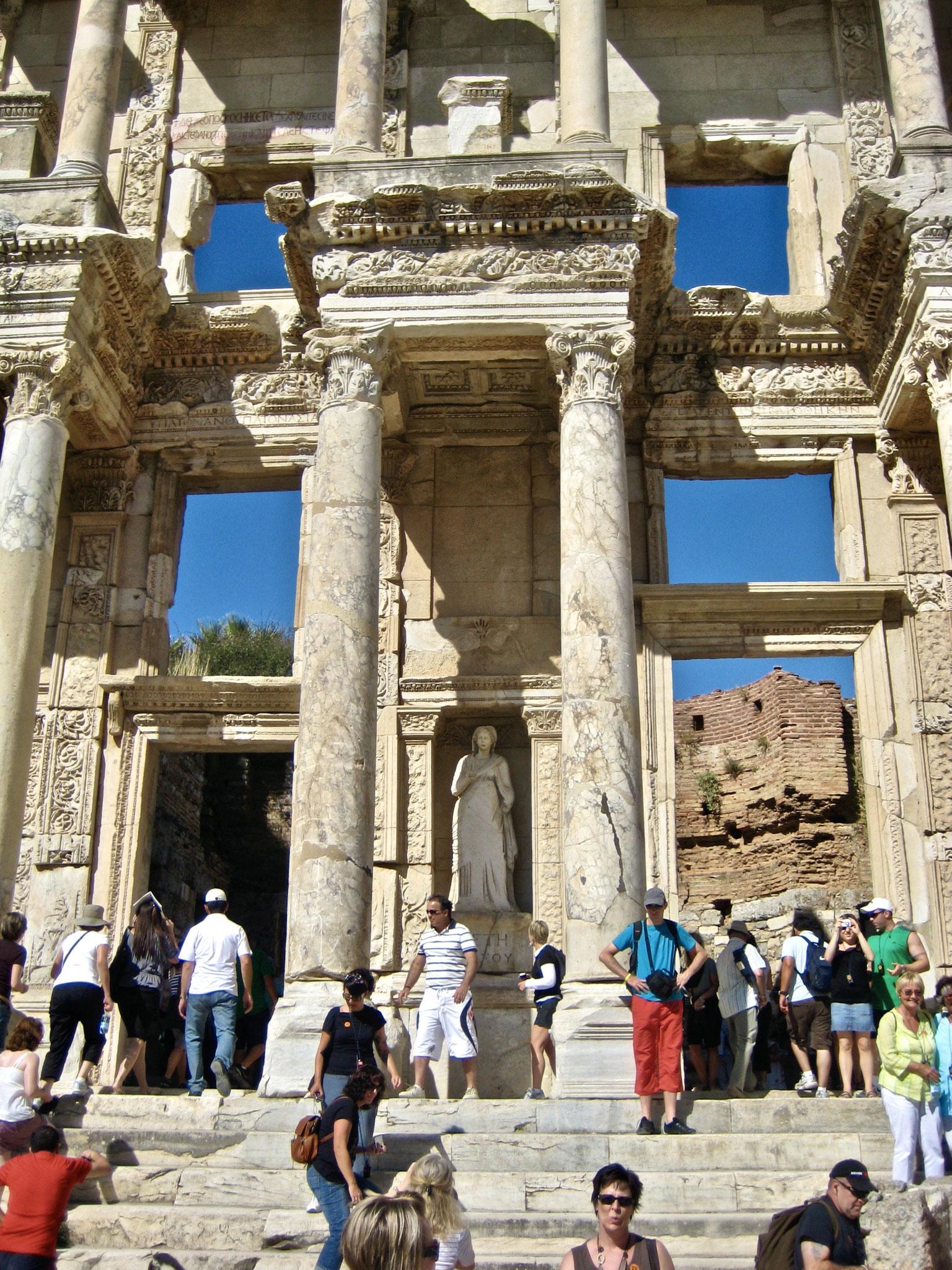 Library of Celsus, Ephesus (Selçuk), formally Anatolia