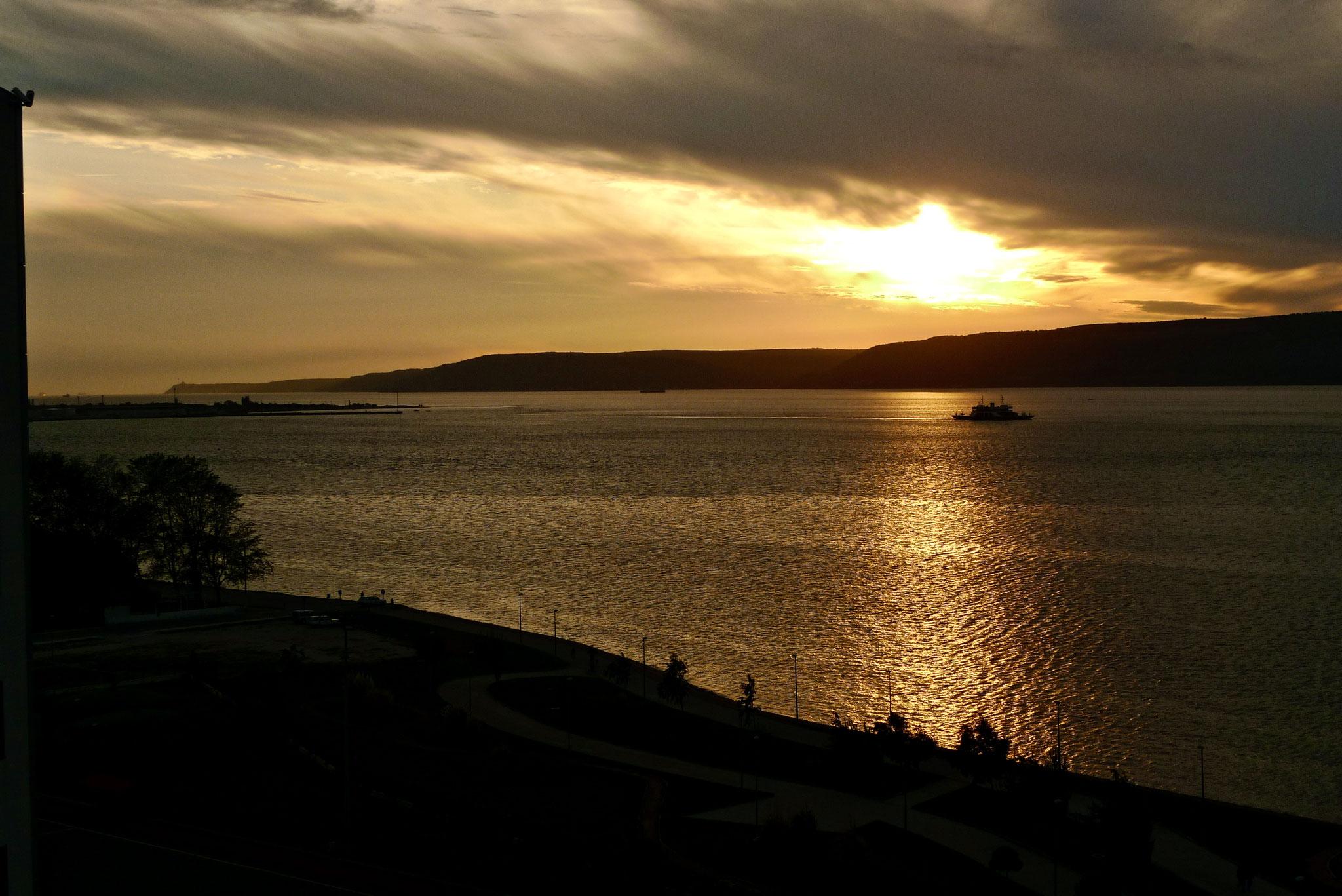Kuşadasi sunset, day 2