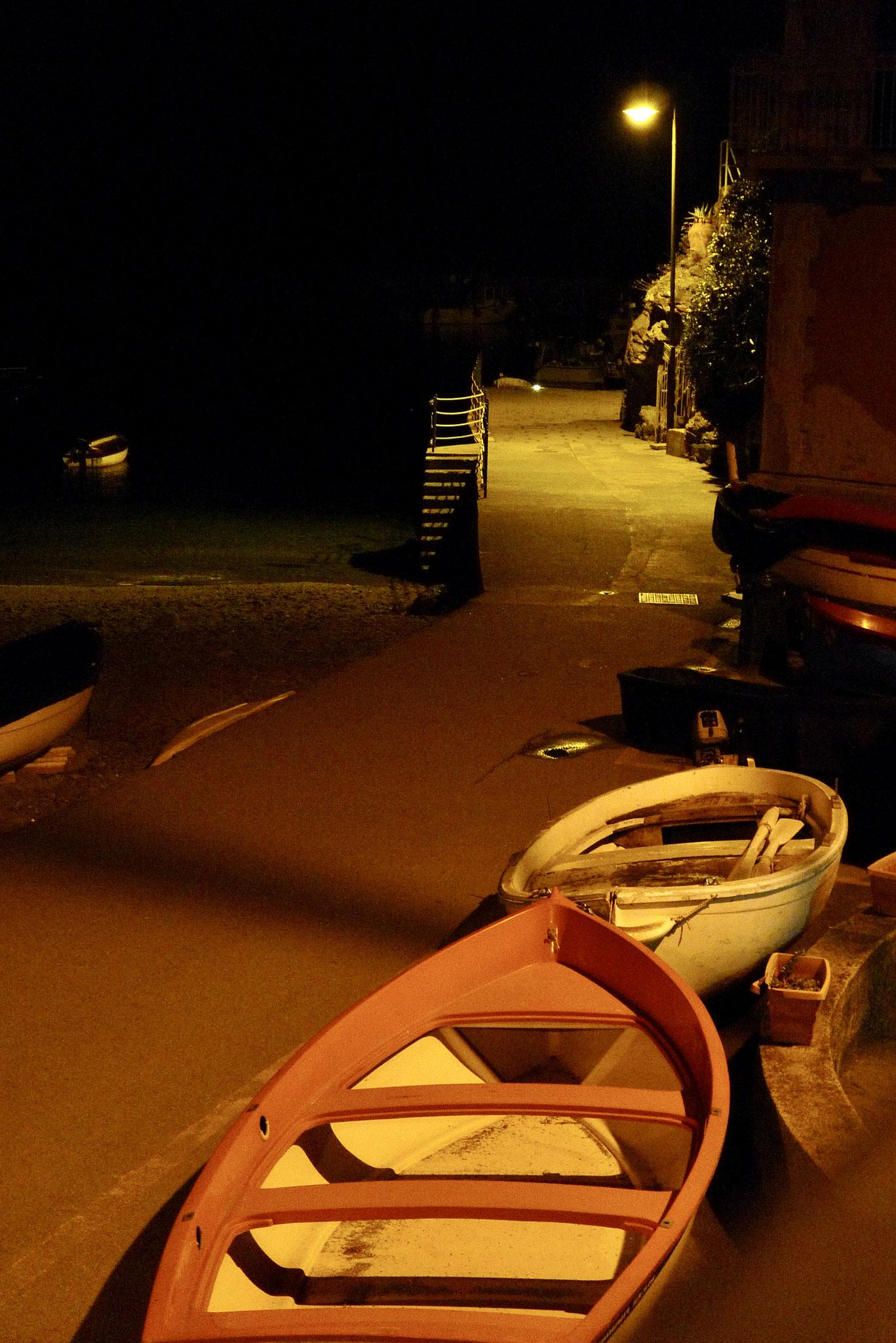 Evening, Monterosso al Mare