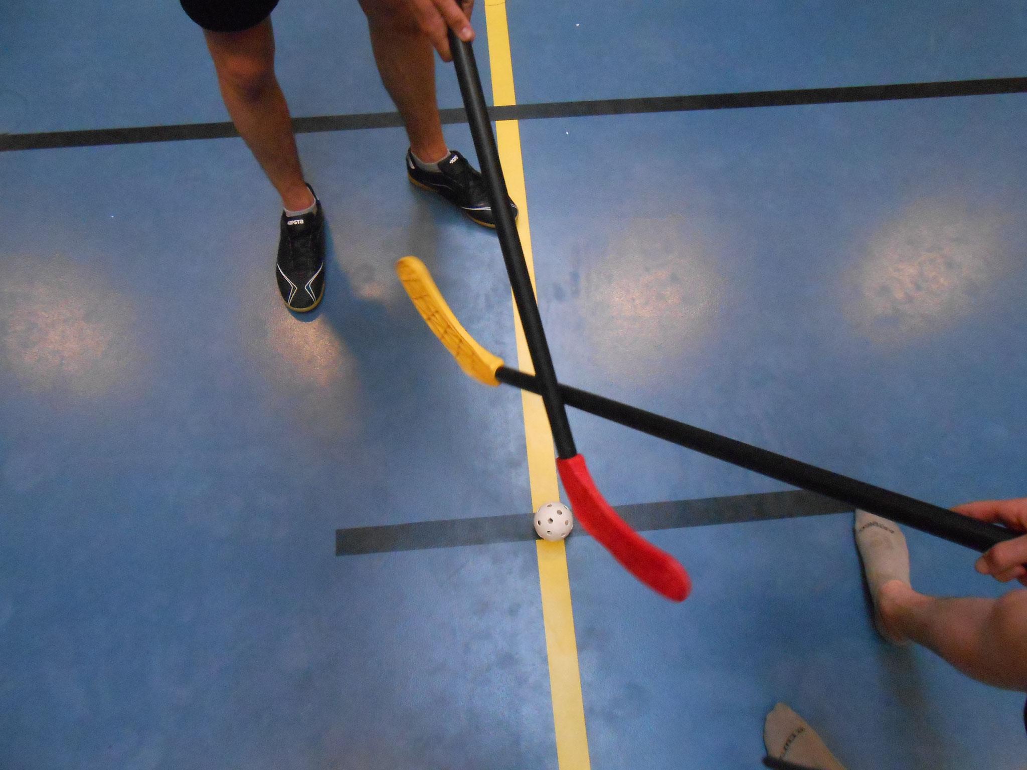 Activiteit: hockey