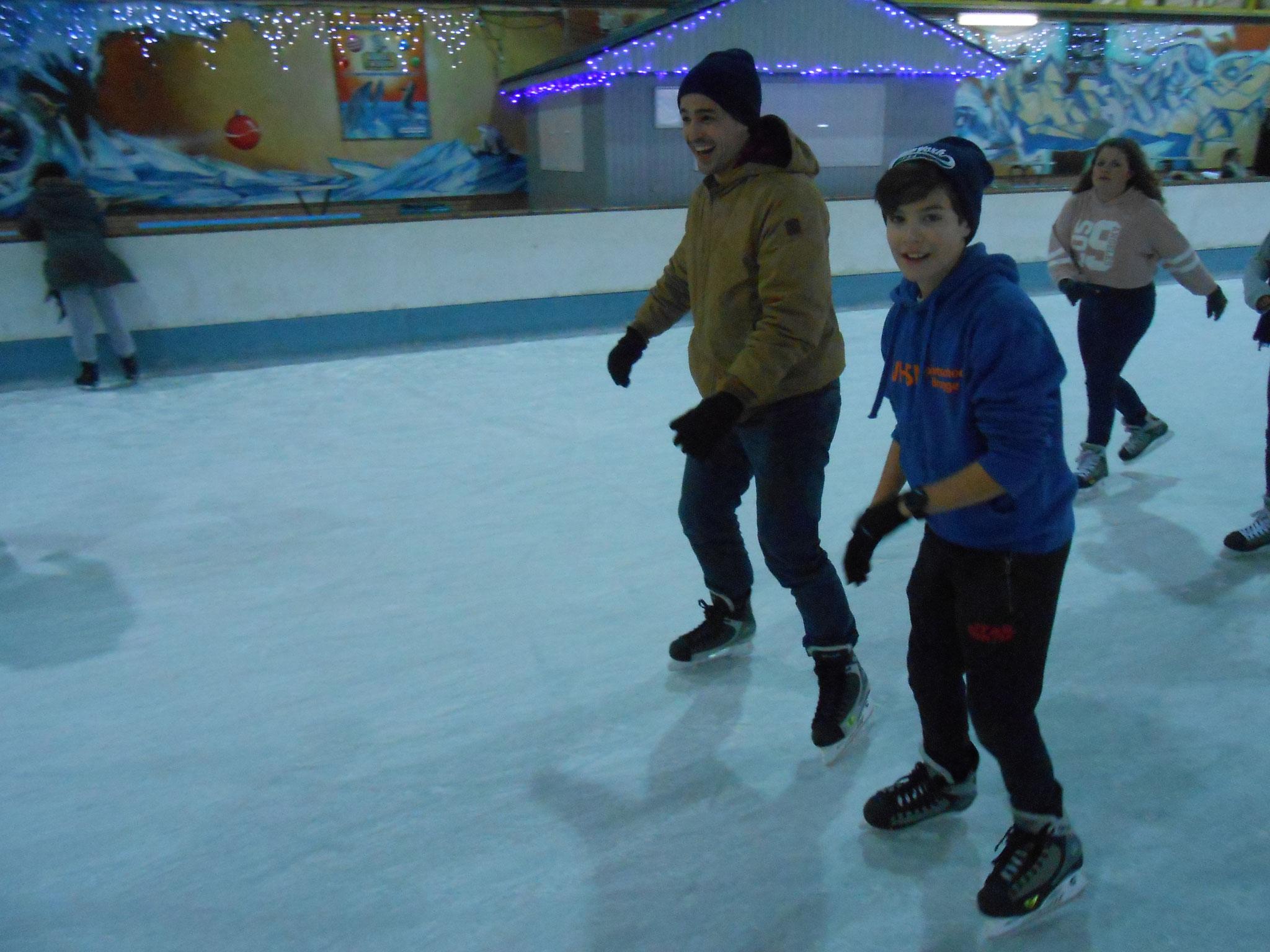 IJsschaatsen