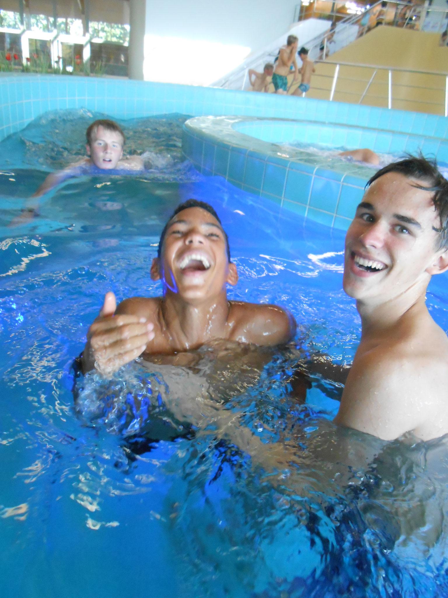 Subtropisch zwemparadijs S&R Olympia