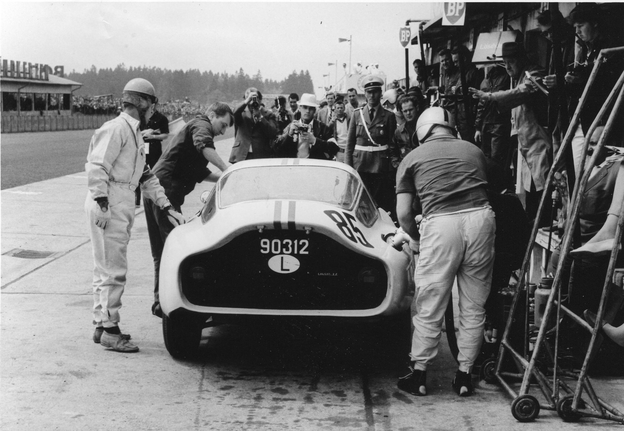 1965 Wagner - Koob 1000 km Nürburgring