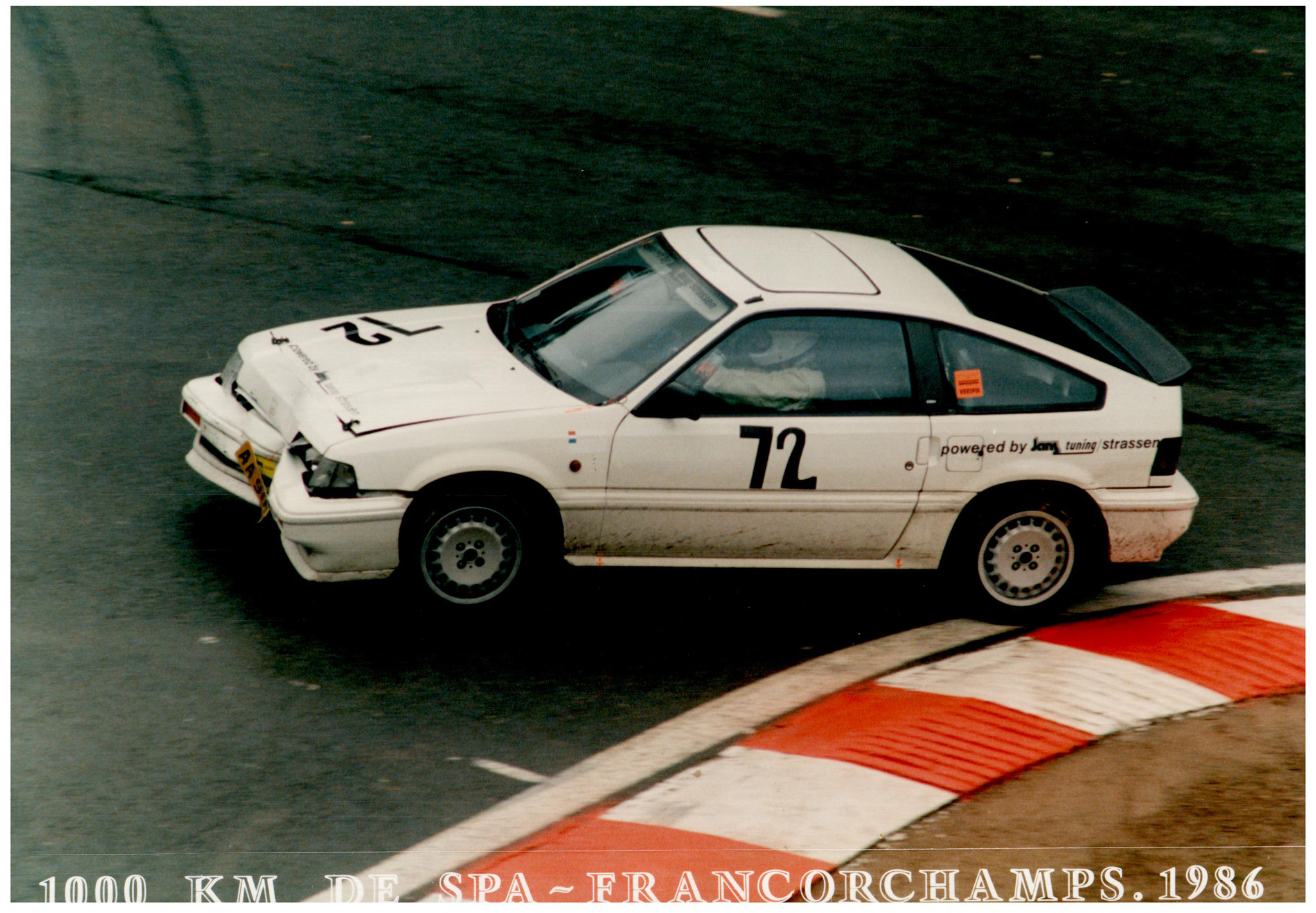 1986 Francorchamps