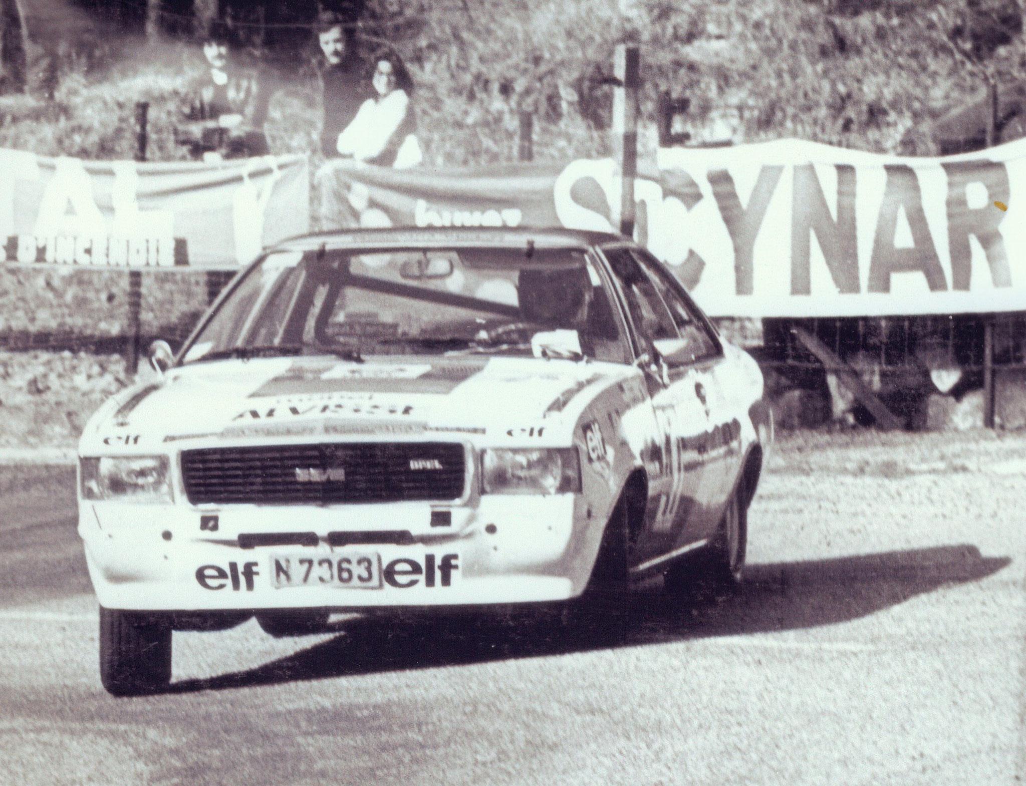 1975 C/C Heisdorf  Opel Commodore GSE 2800