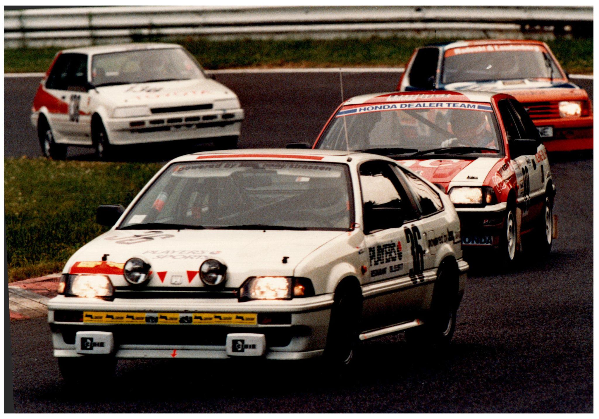 1986 24 Std Nürburgring  Fettes-Gillen-Lagodny