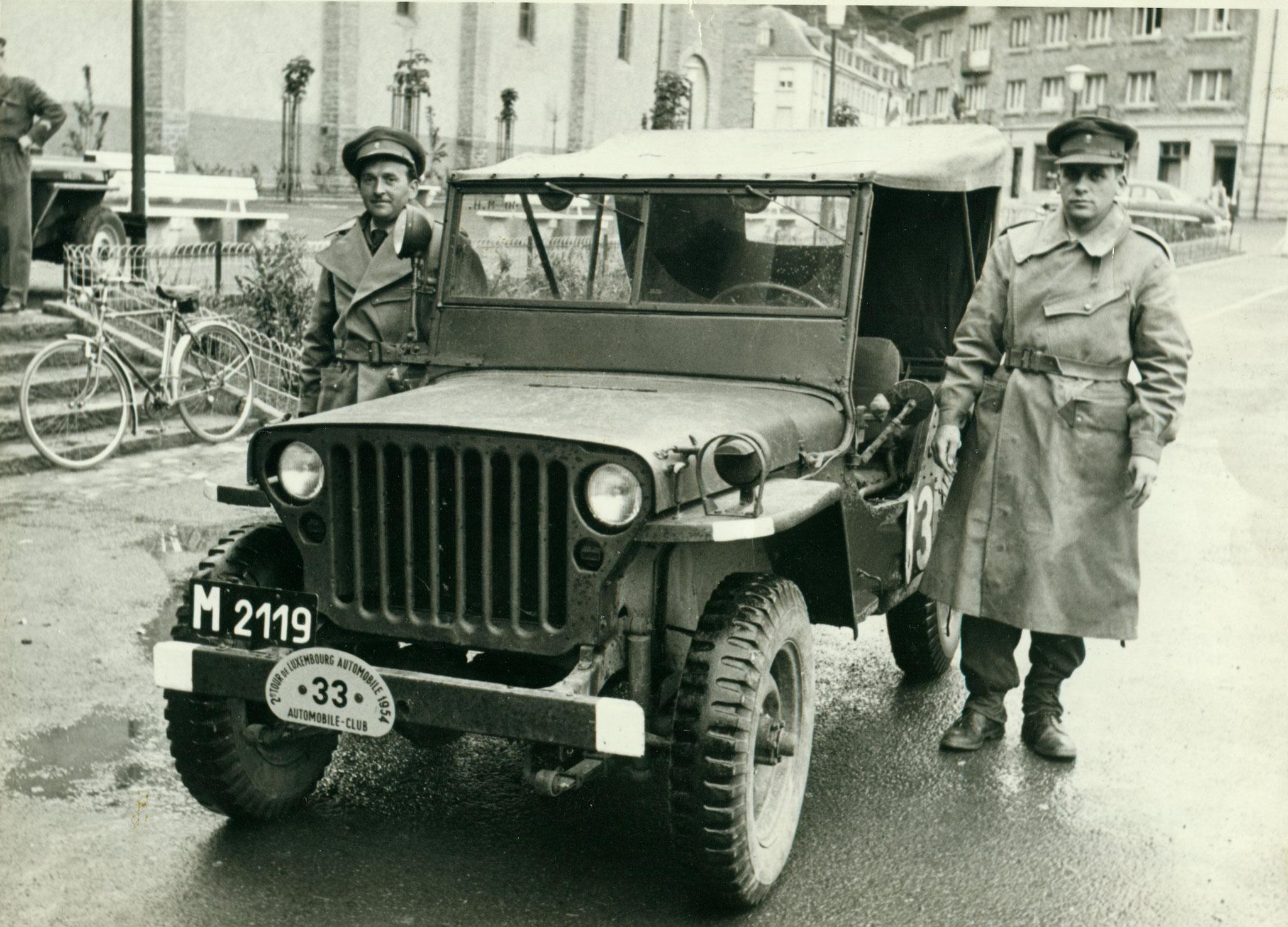 1954 Tour de Luxembourg