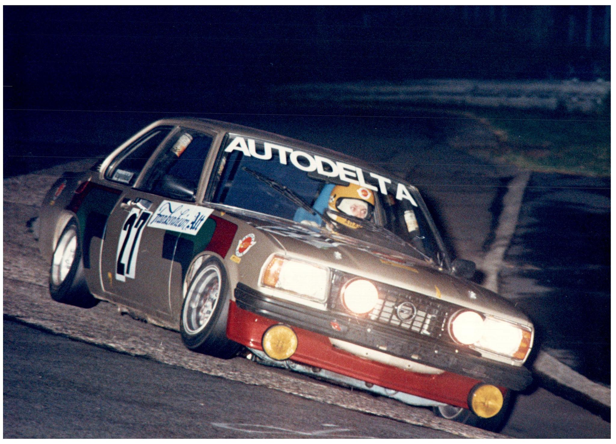 1985  24 Std Nürburgring  Scratch Plaz 69