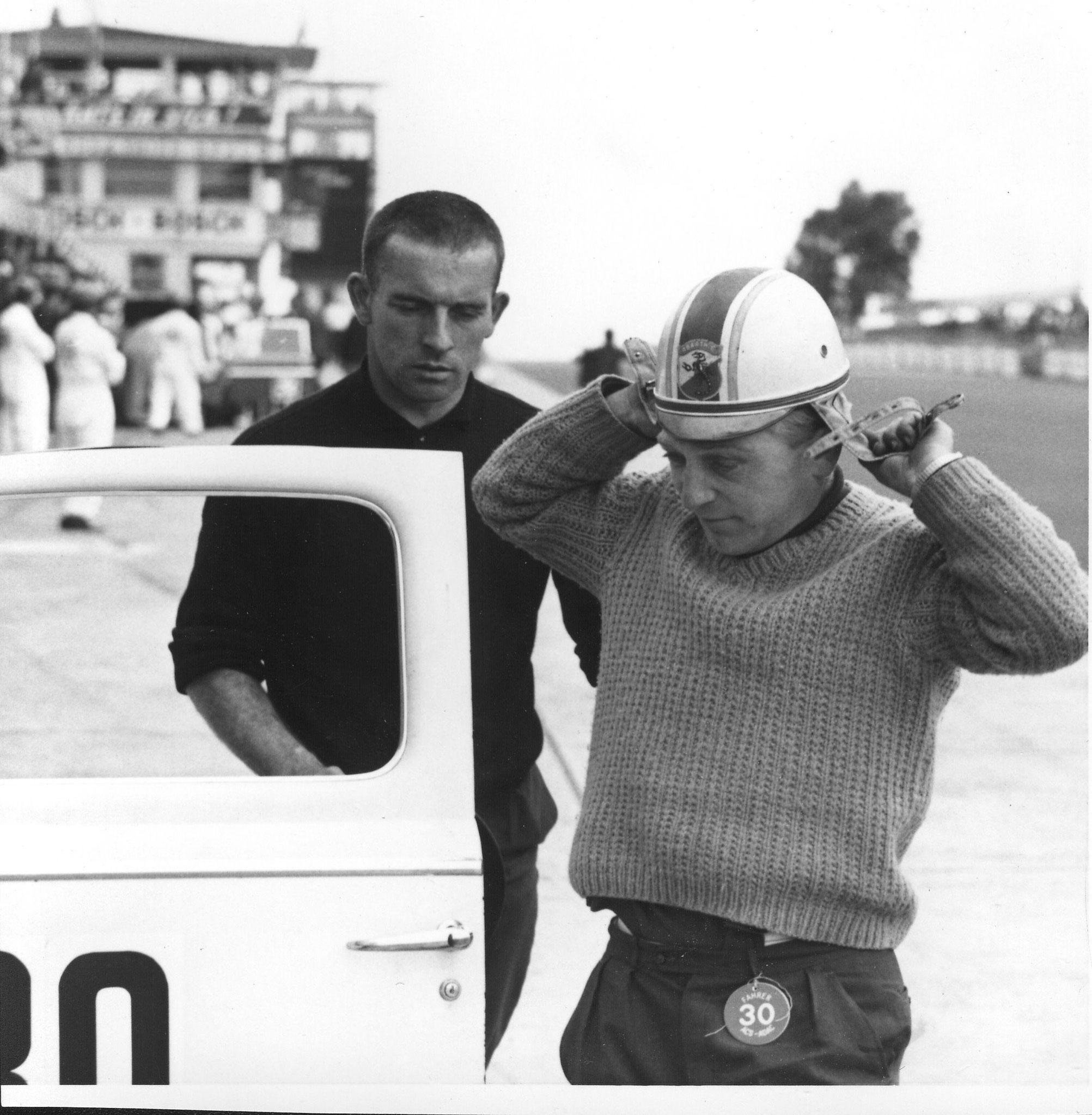 1964  Mathay ( Struppi) -Jans 6 Std. Rennen Ring