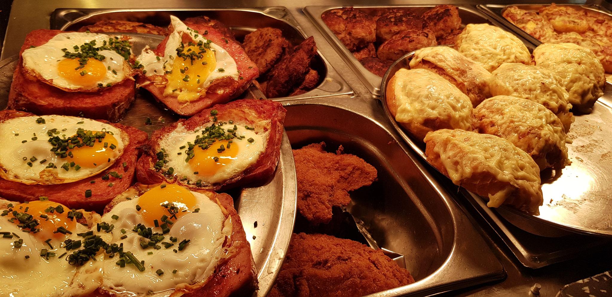 Heiße Theke - Mittagstisch - Fleischerei Bechtel