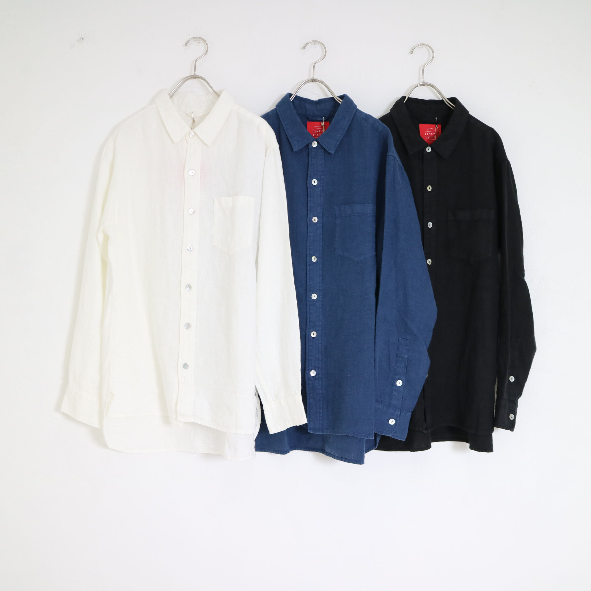 White→ Navy→ Black