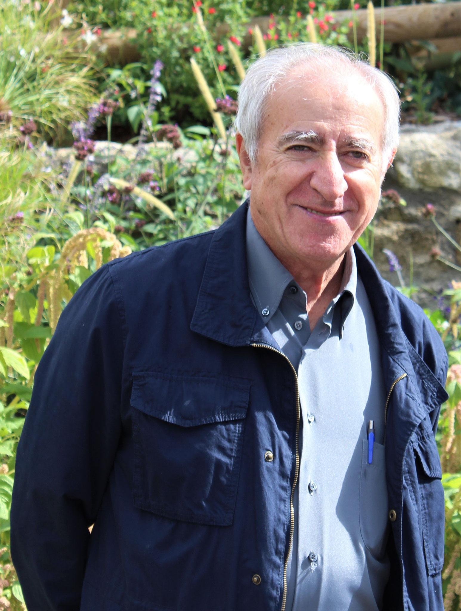 Jean-Pierre CILLUFO, 1er Adjoint