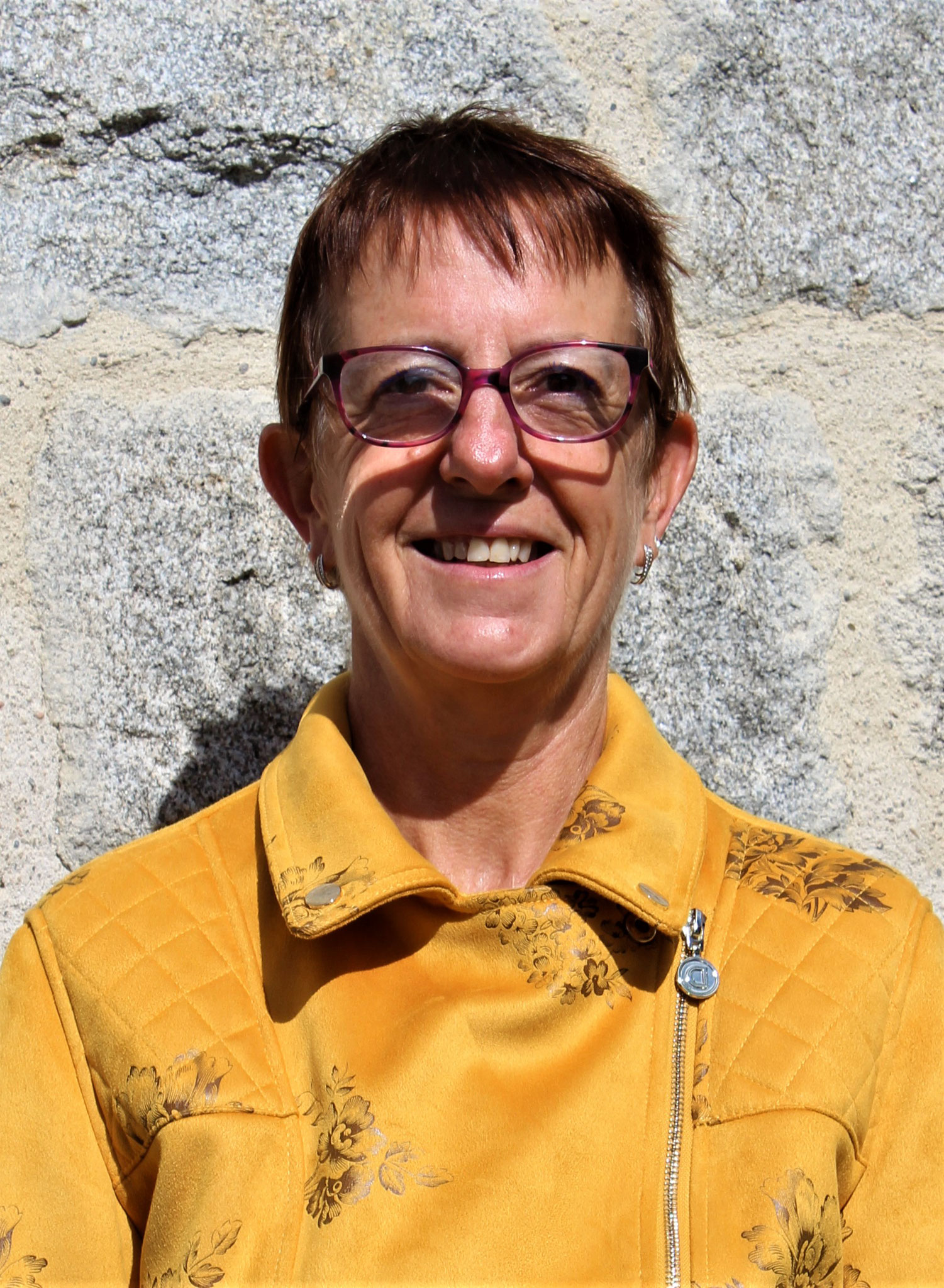 Christine LEBAIL, conseillère municipale