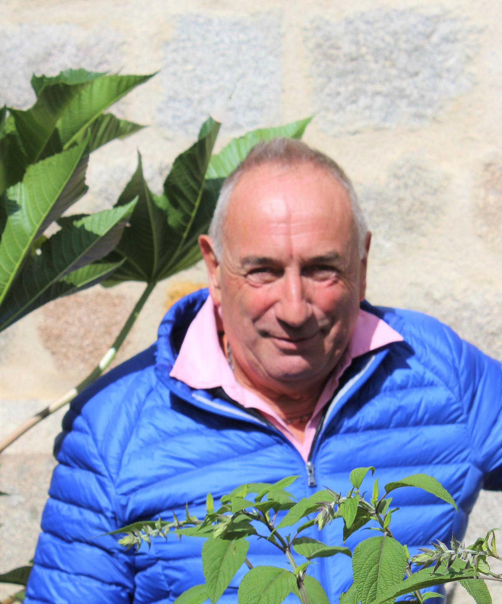 Georges DENIS, conseiller municipal
