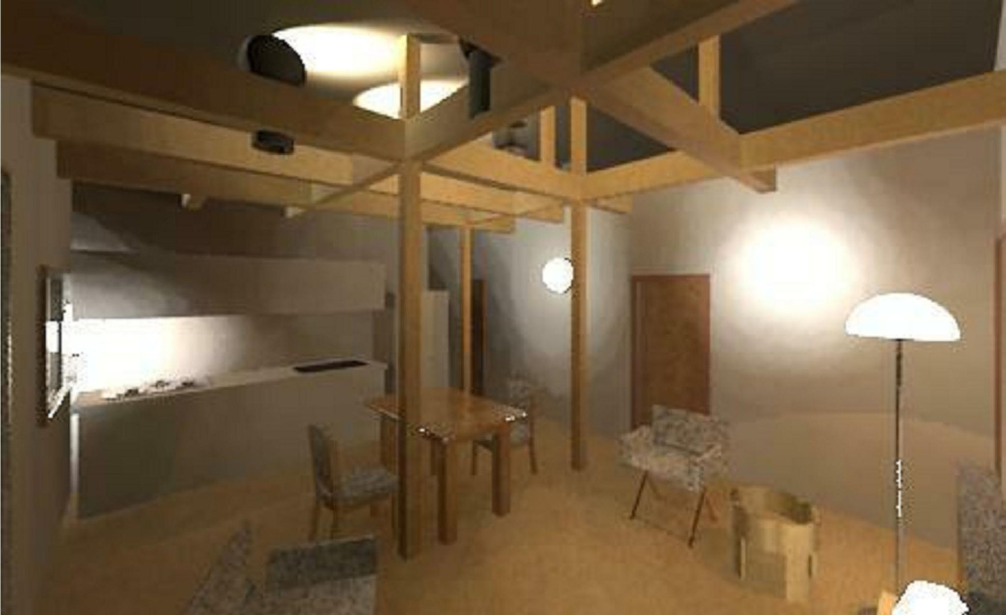 DK-h project  Dining Kitchen plan
