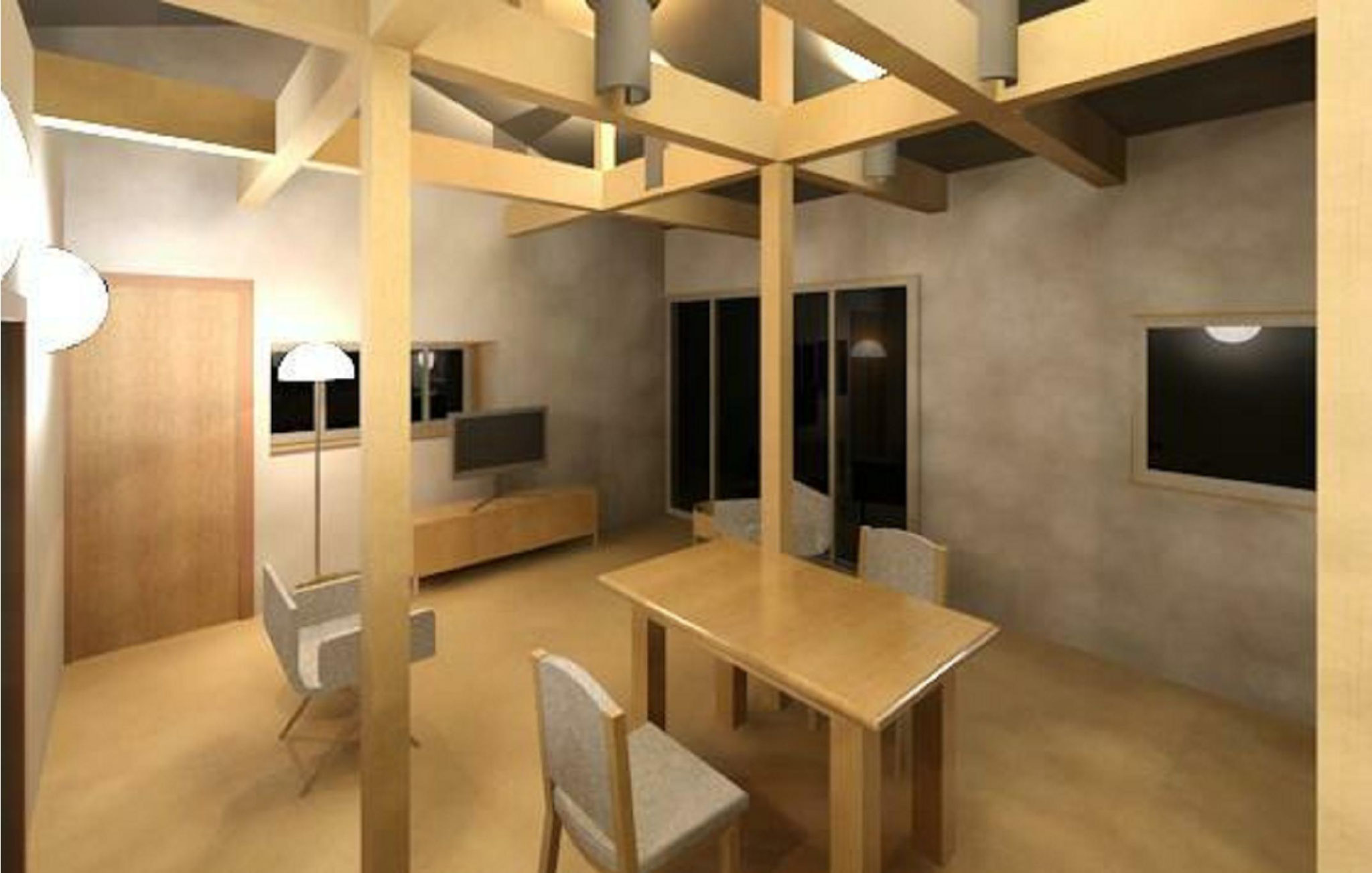 DK-h project  Dining plan