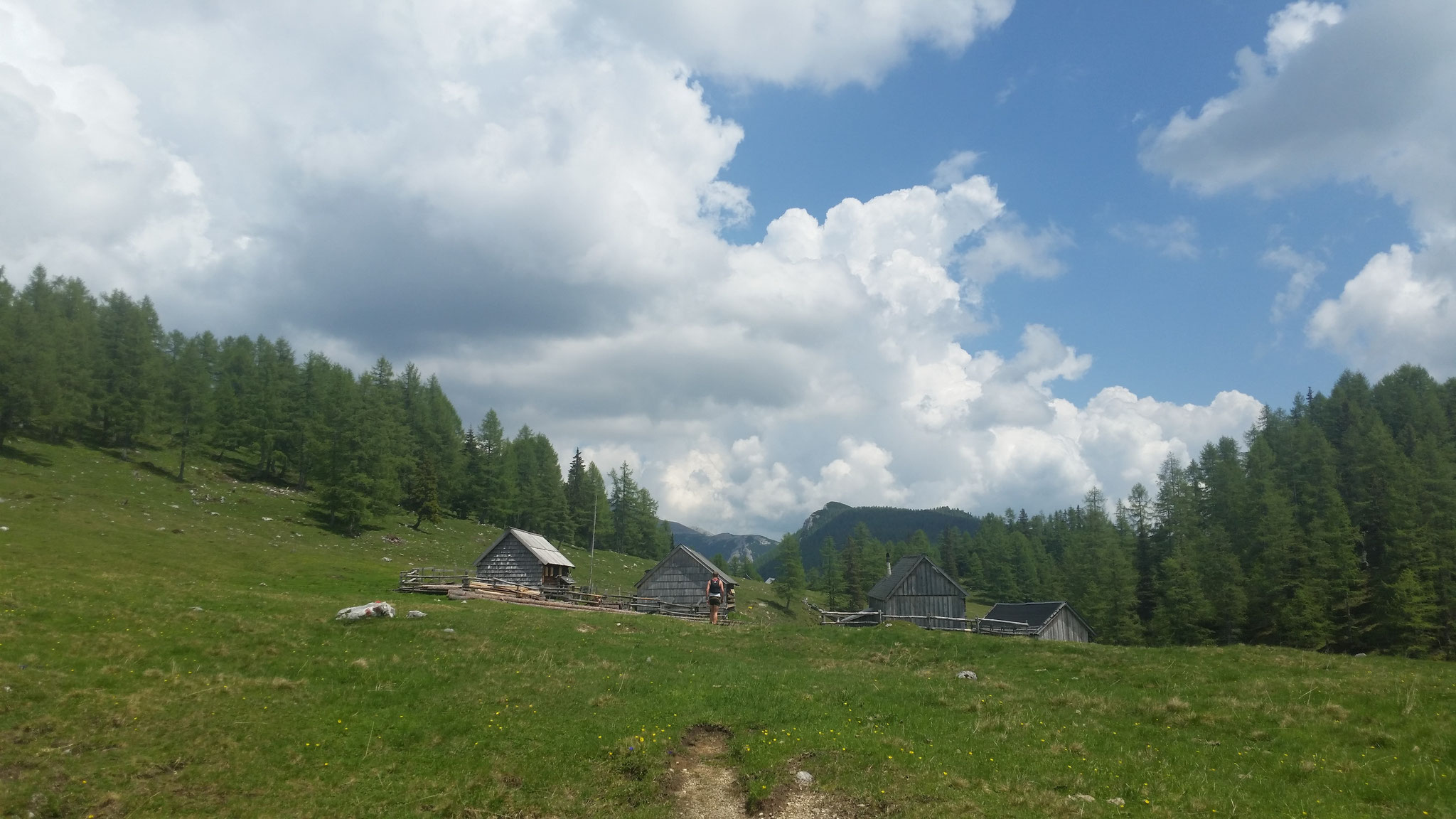 Interhütte (bewirtschaftet)