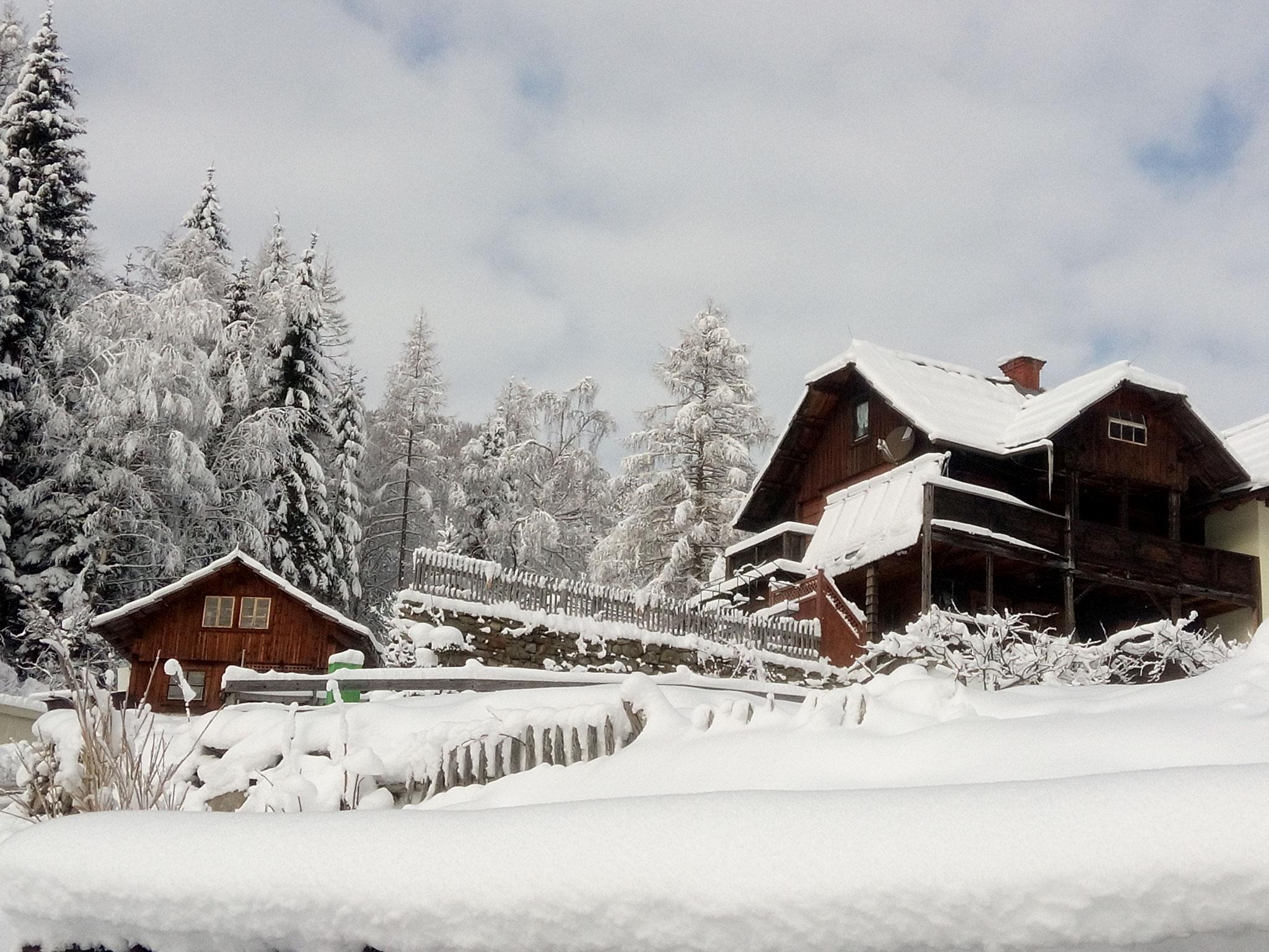Gästehaus Poppel, mitten im Wintervergnügen