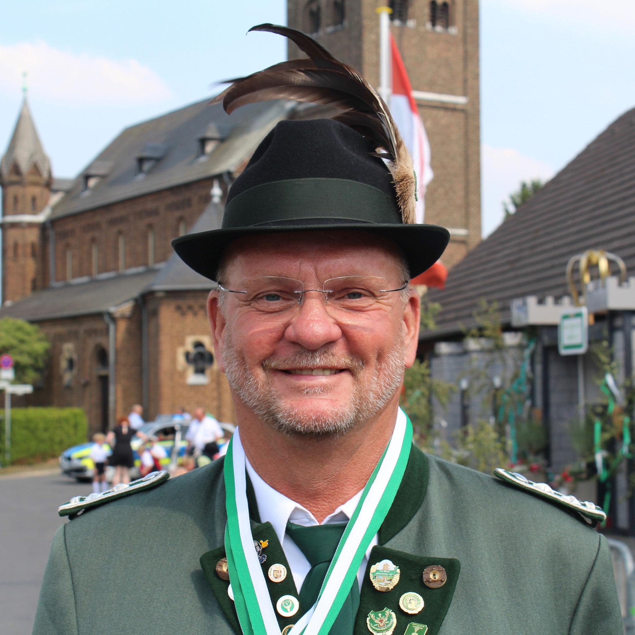 Albert Petz (Spieß)