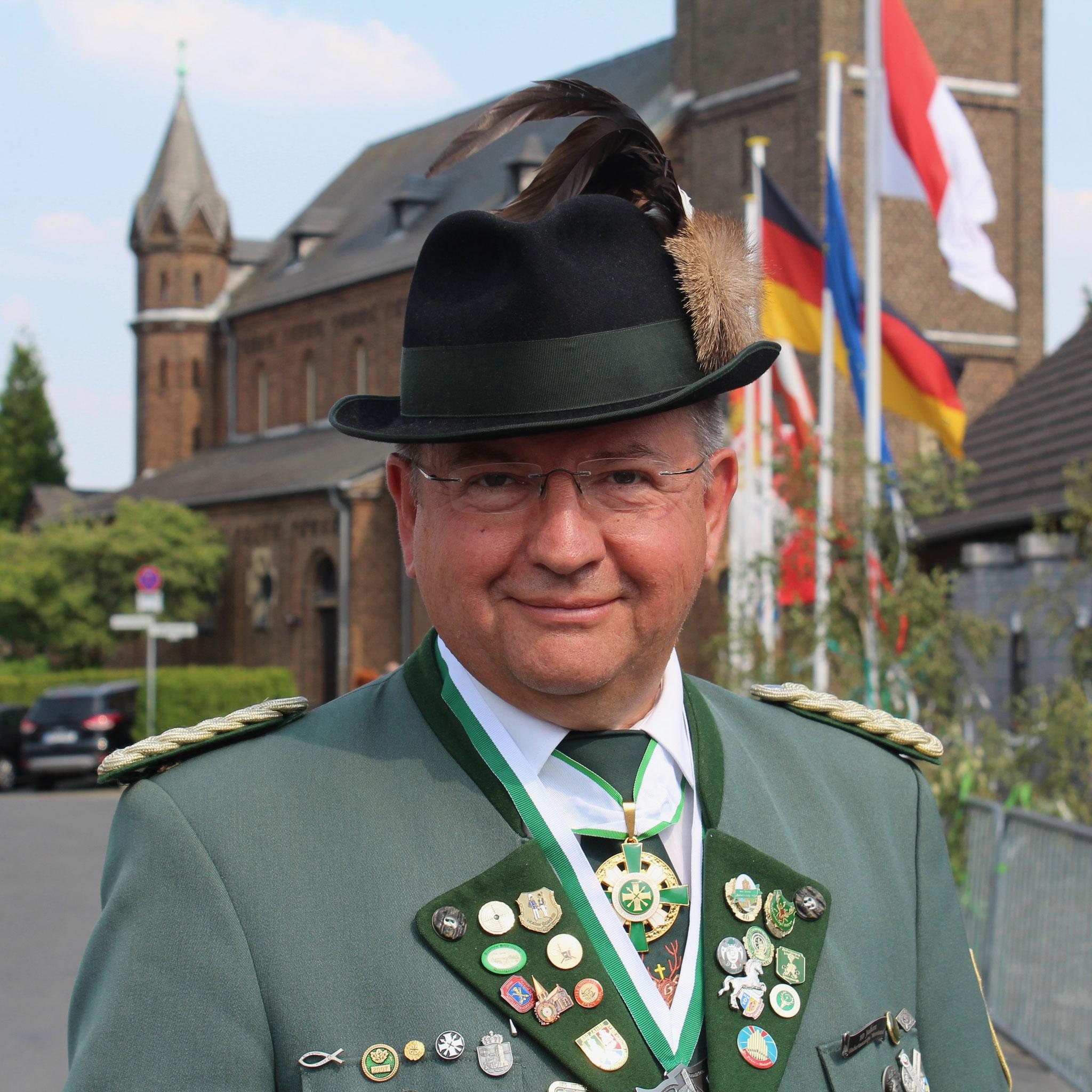 Klaus Reichl (1. Brudermeister)