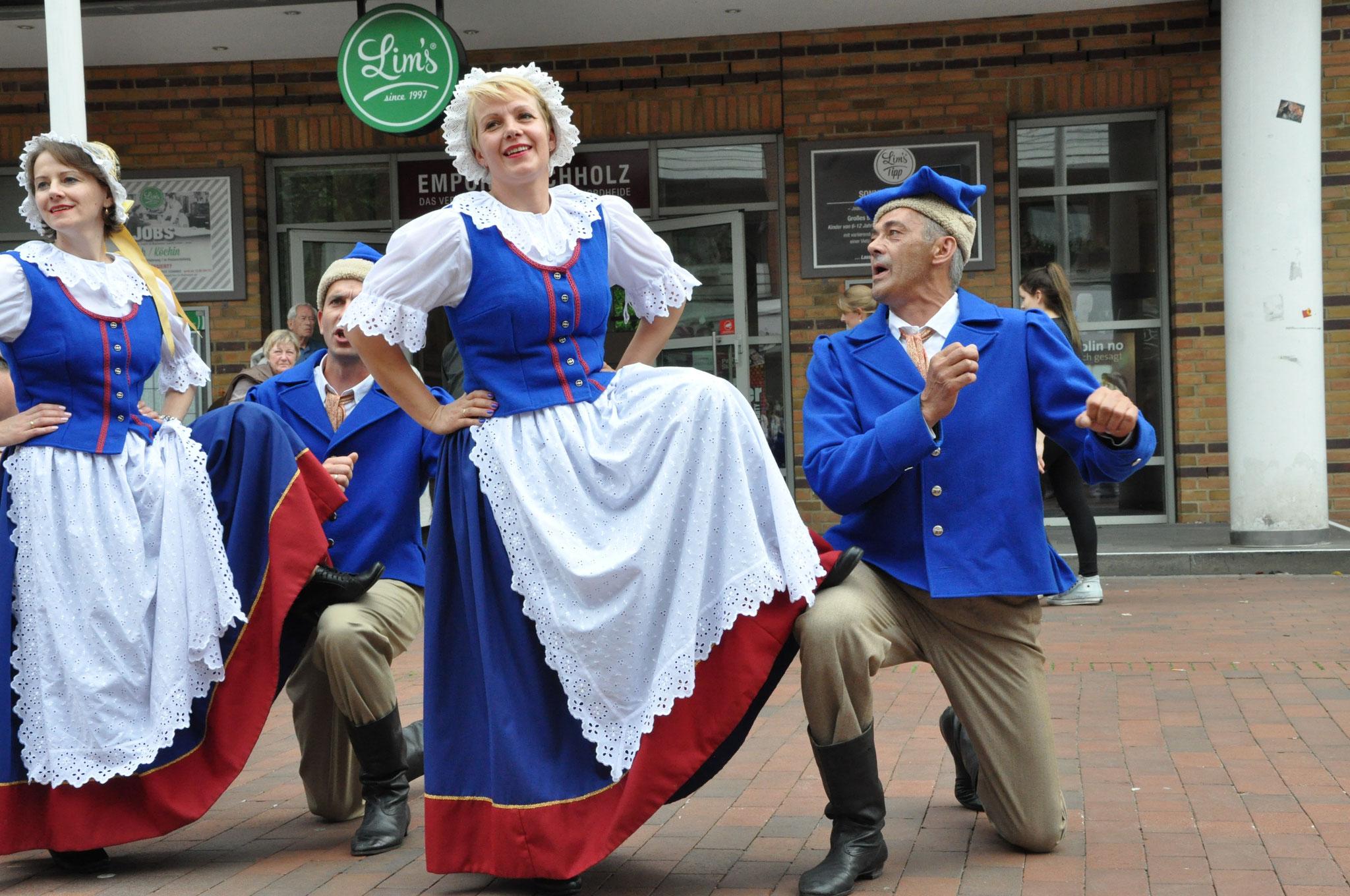 Tanzgruppe Warzegowianie