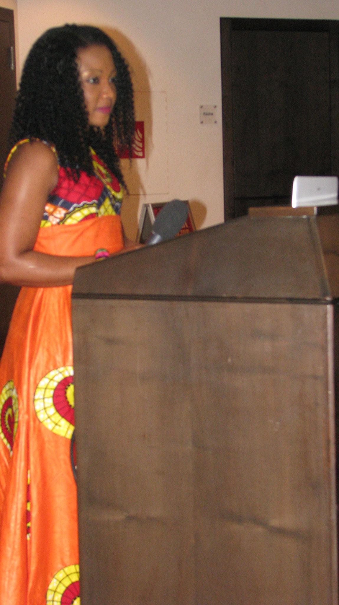 Präsentation über Afrika