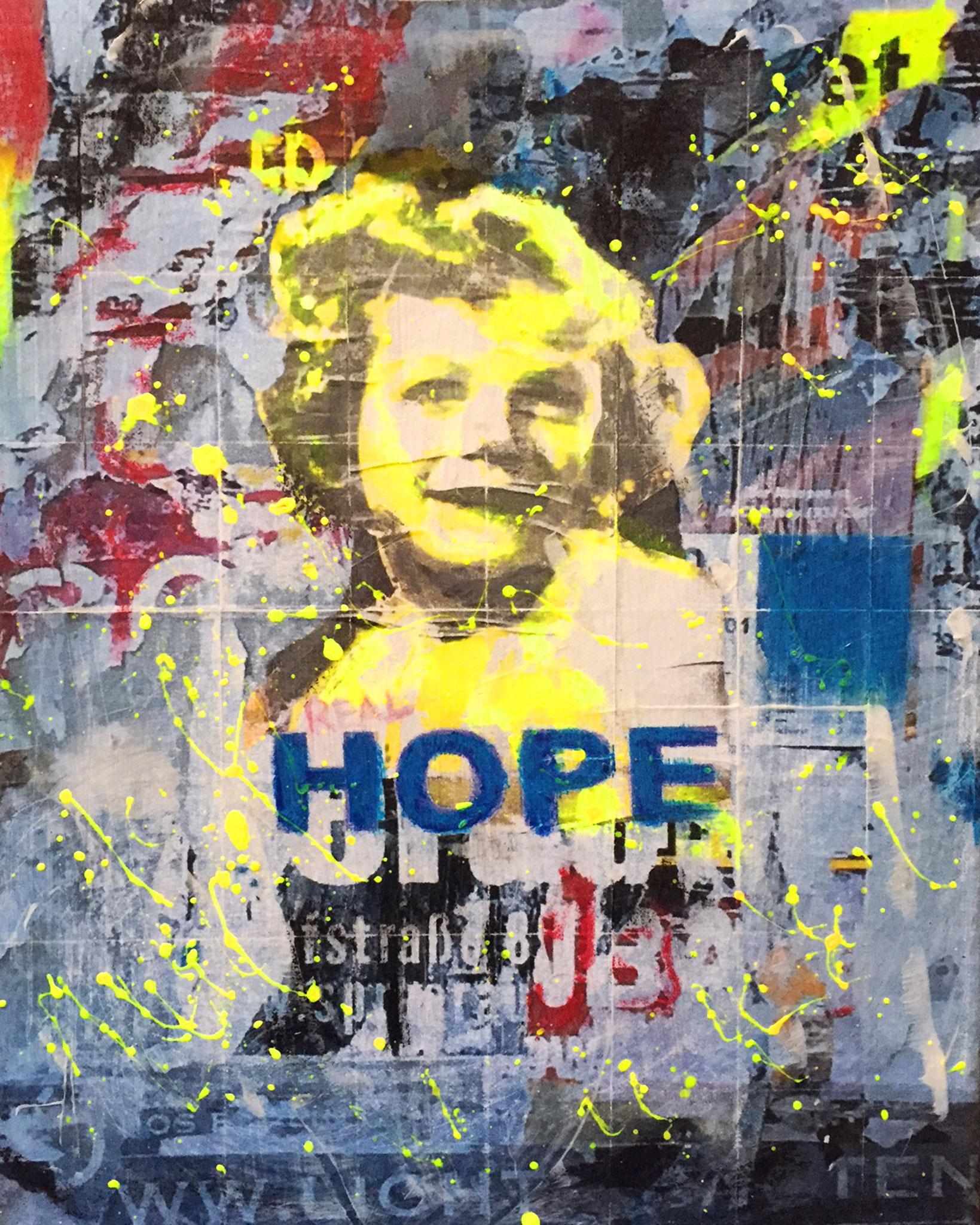 HOPE (60x80cm)