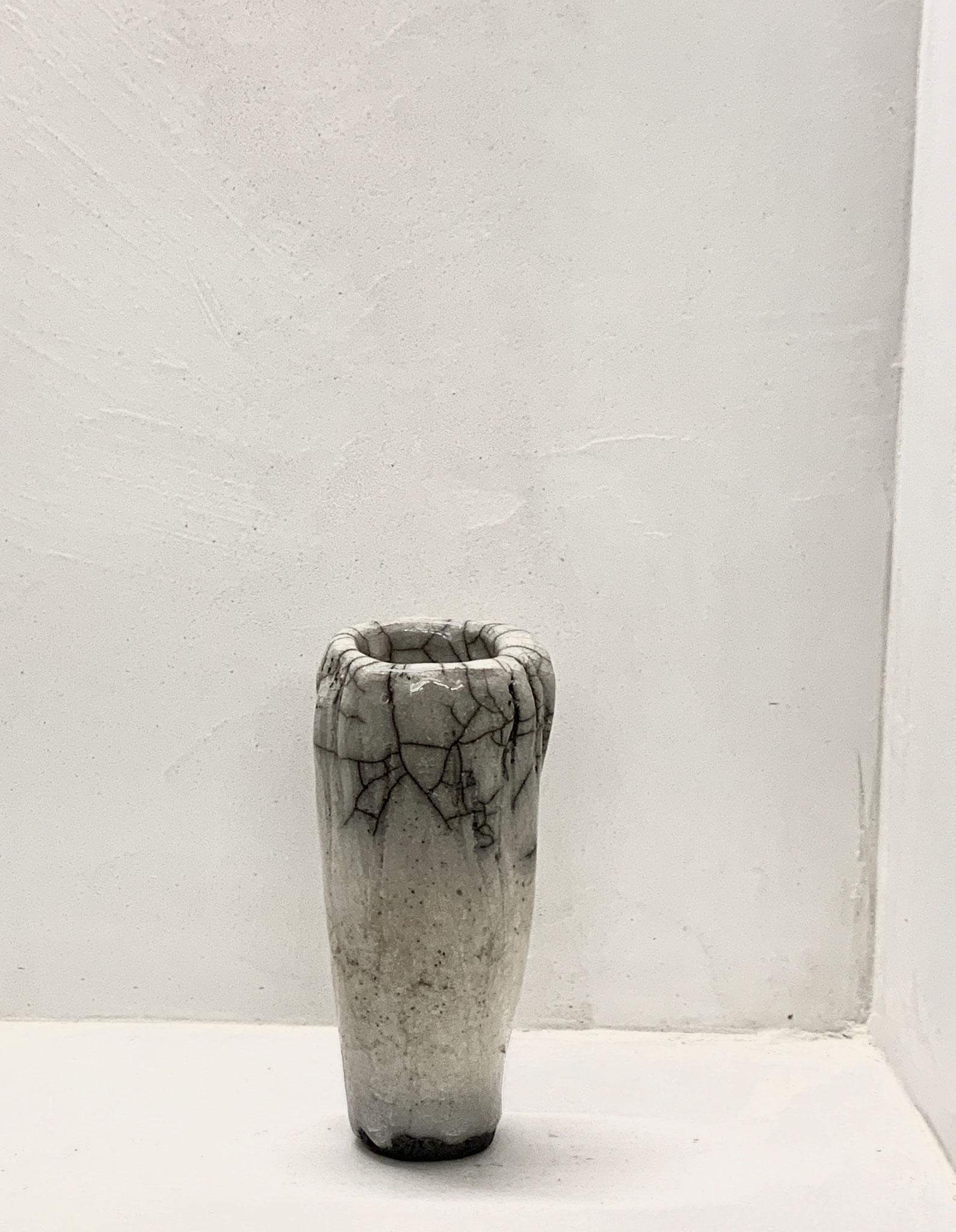 RAKU - Vase (Series ORGANIC)