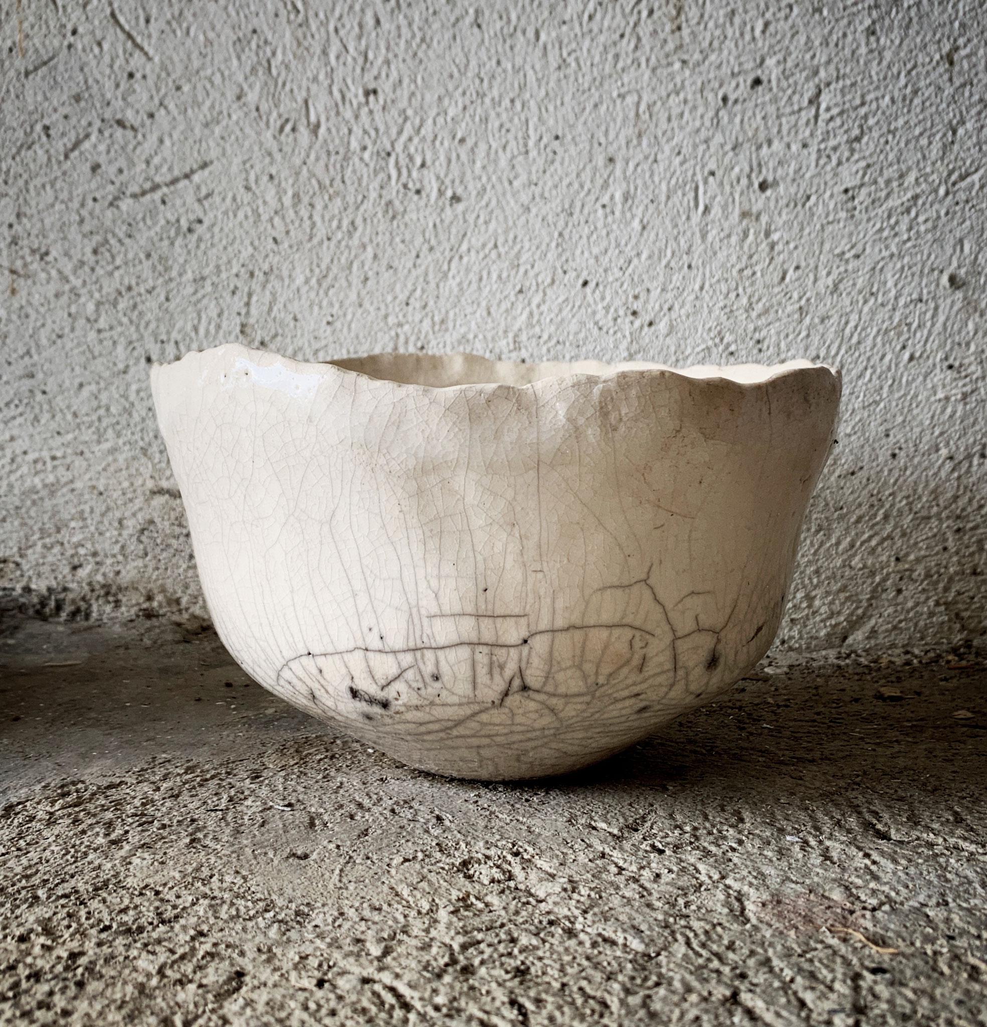 RAKU - Bowl (Series ORGANIC)