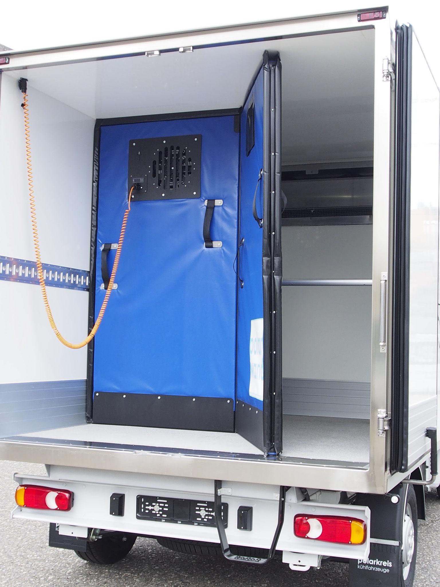 T-800 met ventilator kit