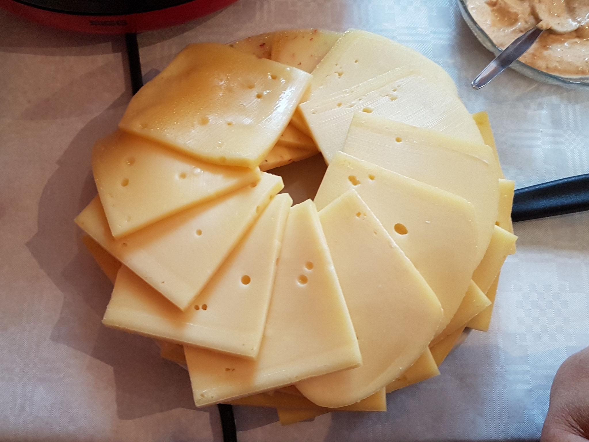 Ohne Käse geht es nicht