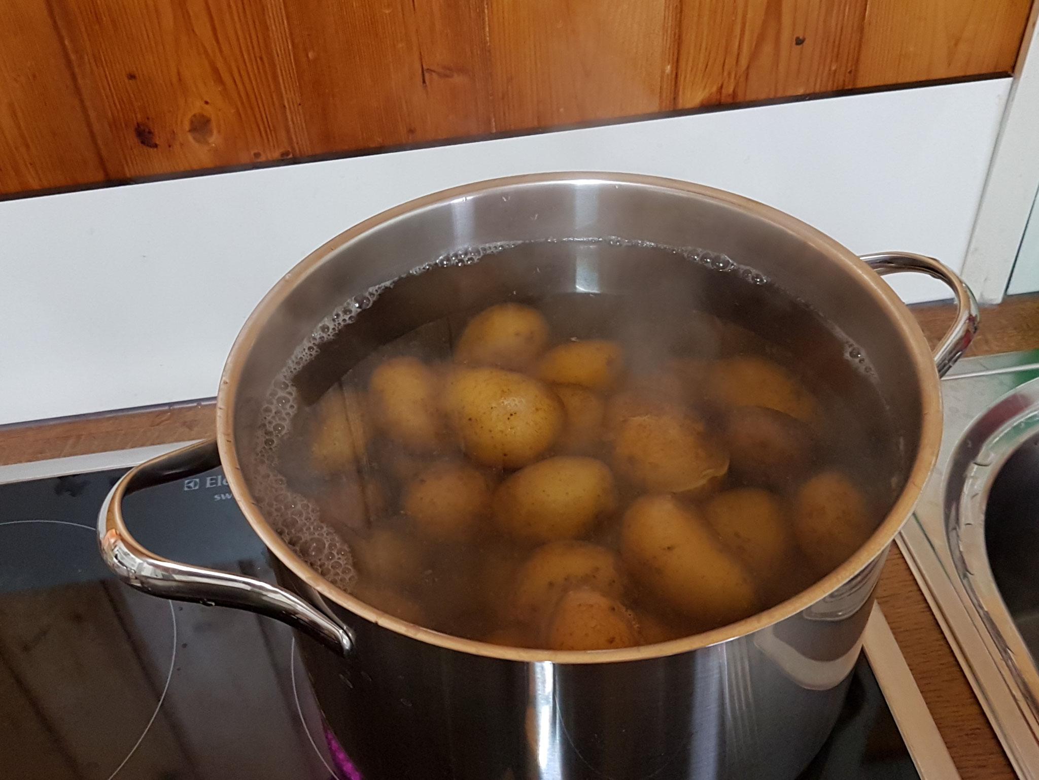 Und ohne Kartoffeln auch nicht
